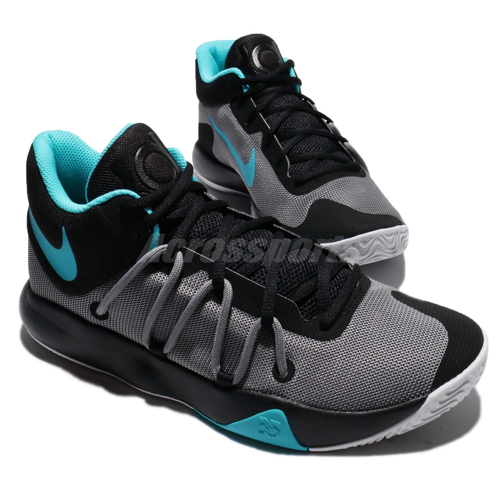 differently 252a8 0e9dc Nike KD Trey 5 V EP Kevin Durant Black Gamma Blue Men Basketball ...
