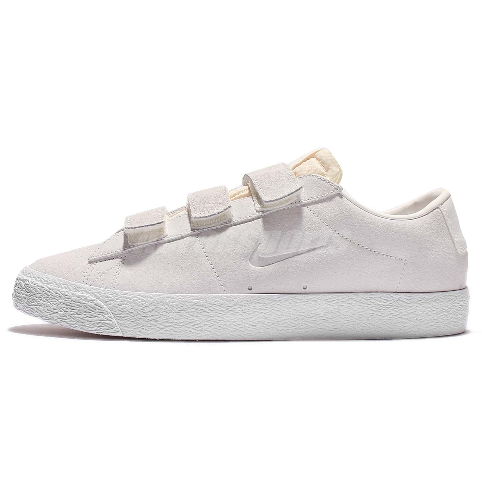 Numbers x Nike SB Zoom Blazer Low AC QS Sail Homme Skateboarding Chaussures