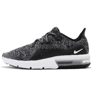 new style cccd2 14b84 Nike Air Max Sequent 3 GS III Youth Kids Junior Women Running Shoes ...