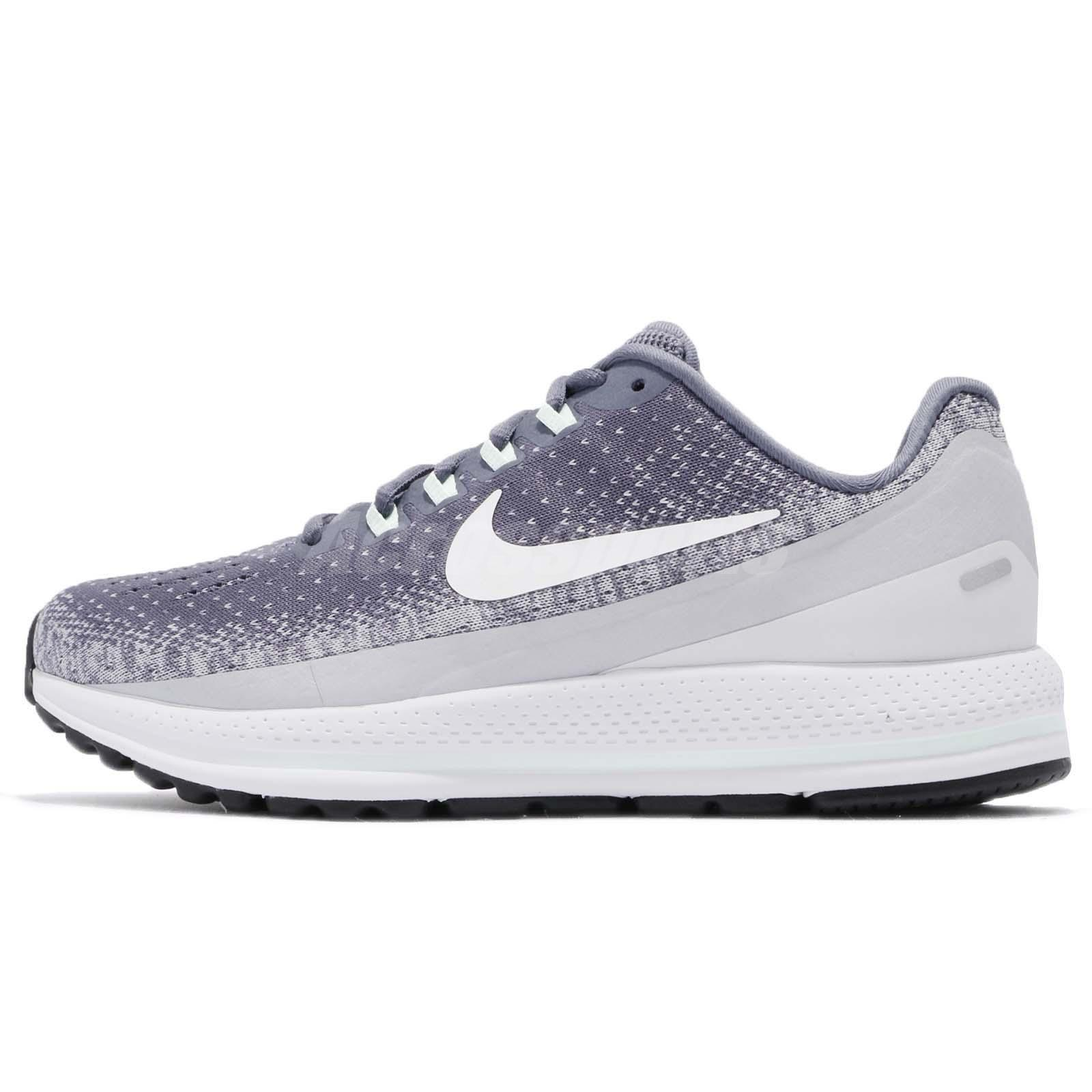 a53ae654d029f Wmns Nike Air Zoom Vomero 13 XIII Light Carbon White Women Running 922909- 002