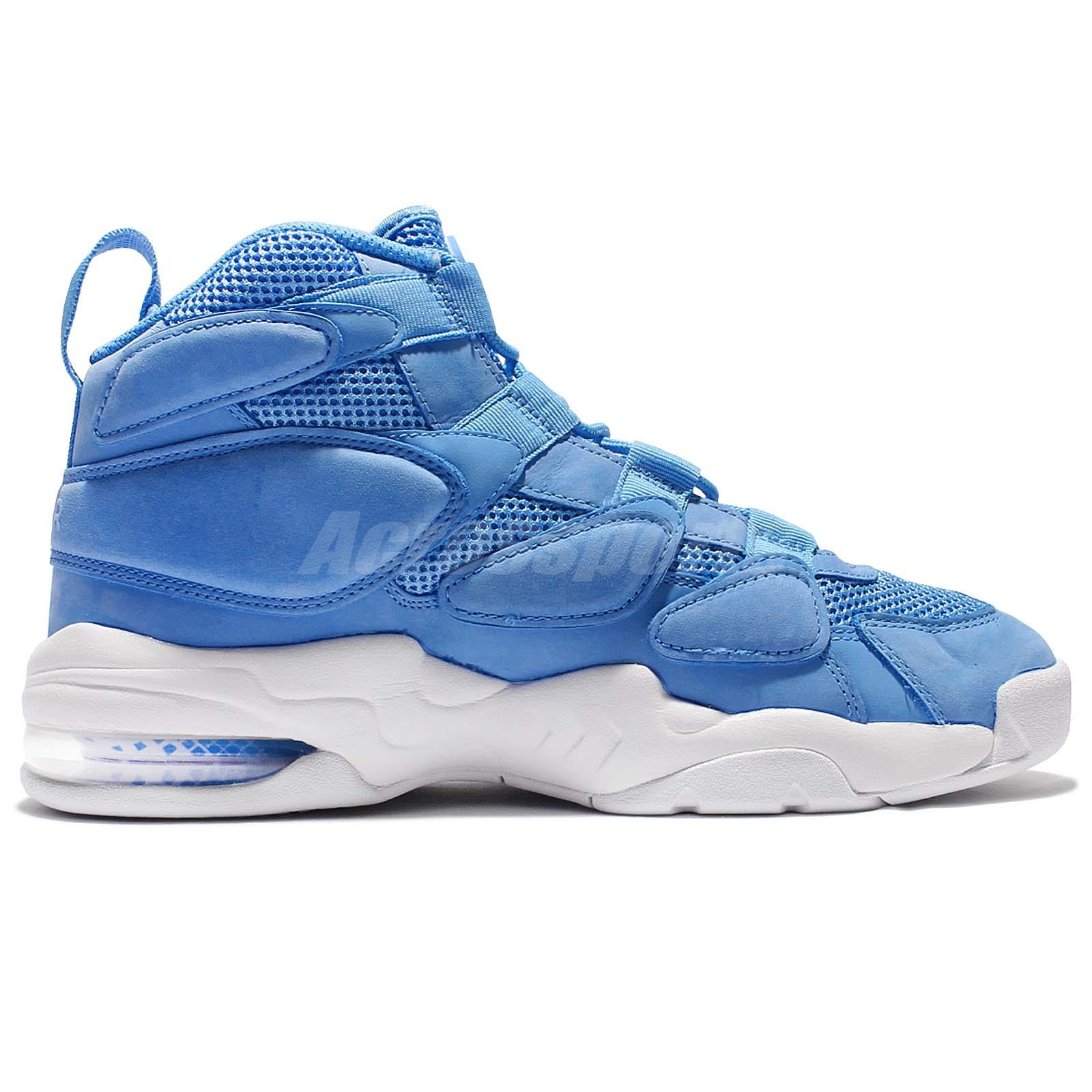 Nike Hombres Air Max 2 Uptempo 95 As Qs, Universidad Azul / Bleu Carolina / Bleu Carolina, 8 M Ee.uu.
