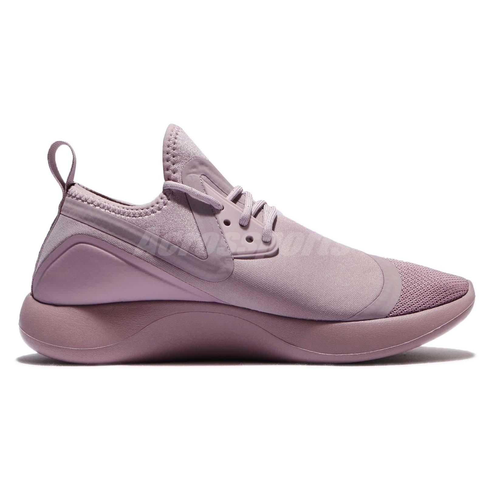 b8449f3a5e Nike Wmns Lunarcharge Essential Plum Fog Purple Women Running Shoes ...