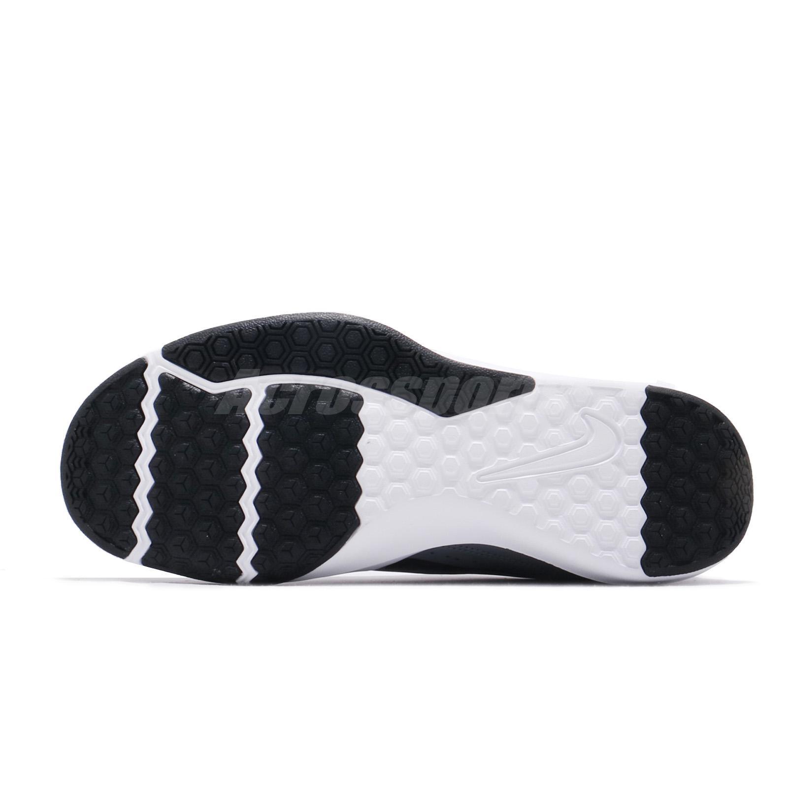 679e0561fe0 Nike Legend Trainer Grey Black White Men Cross Training Shoes ...