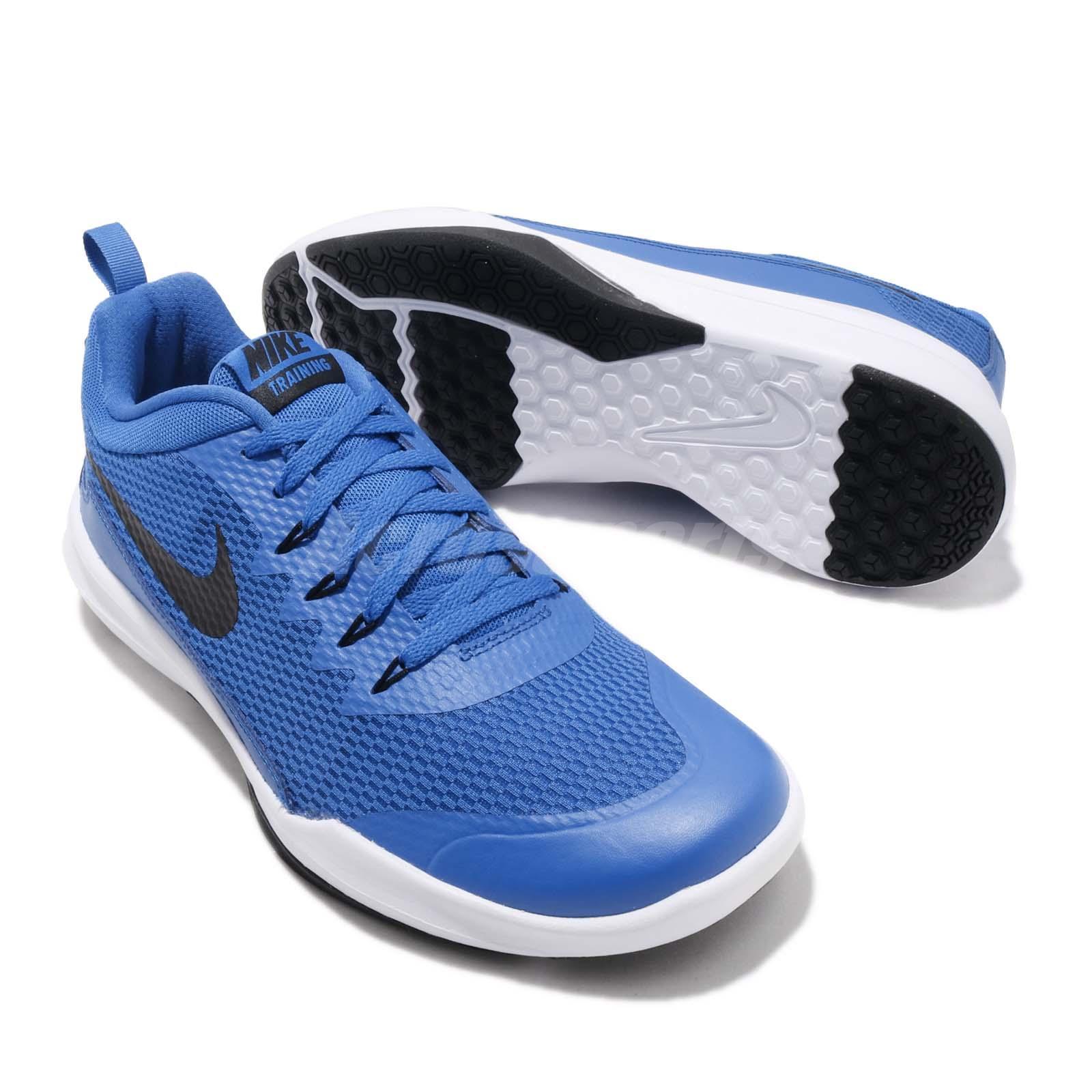 df30460d289 Nike Legend Trainer Signal Blue White Men Cross Training Shoe ...