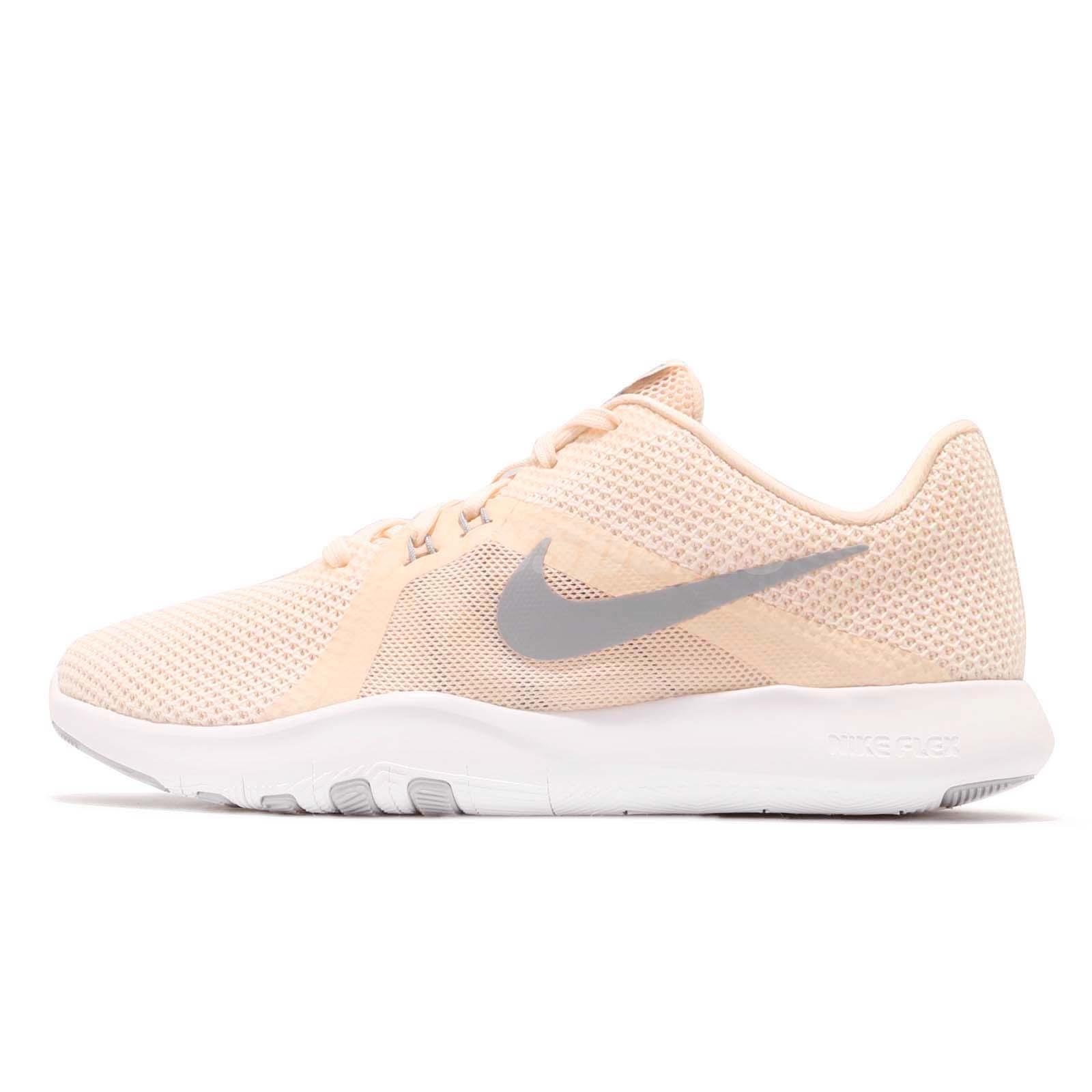 afe4926b1d74 Nike Wmns Flex Trainer 8 VIII Guava Ice Grey Women Cross Training 924339-801