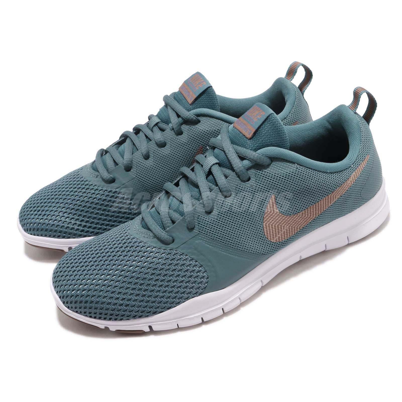 d063aabcd0 Details about Nike Wmns Flex Essential TR Celestial Teal Women Cross Training  Shoes 924344-400