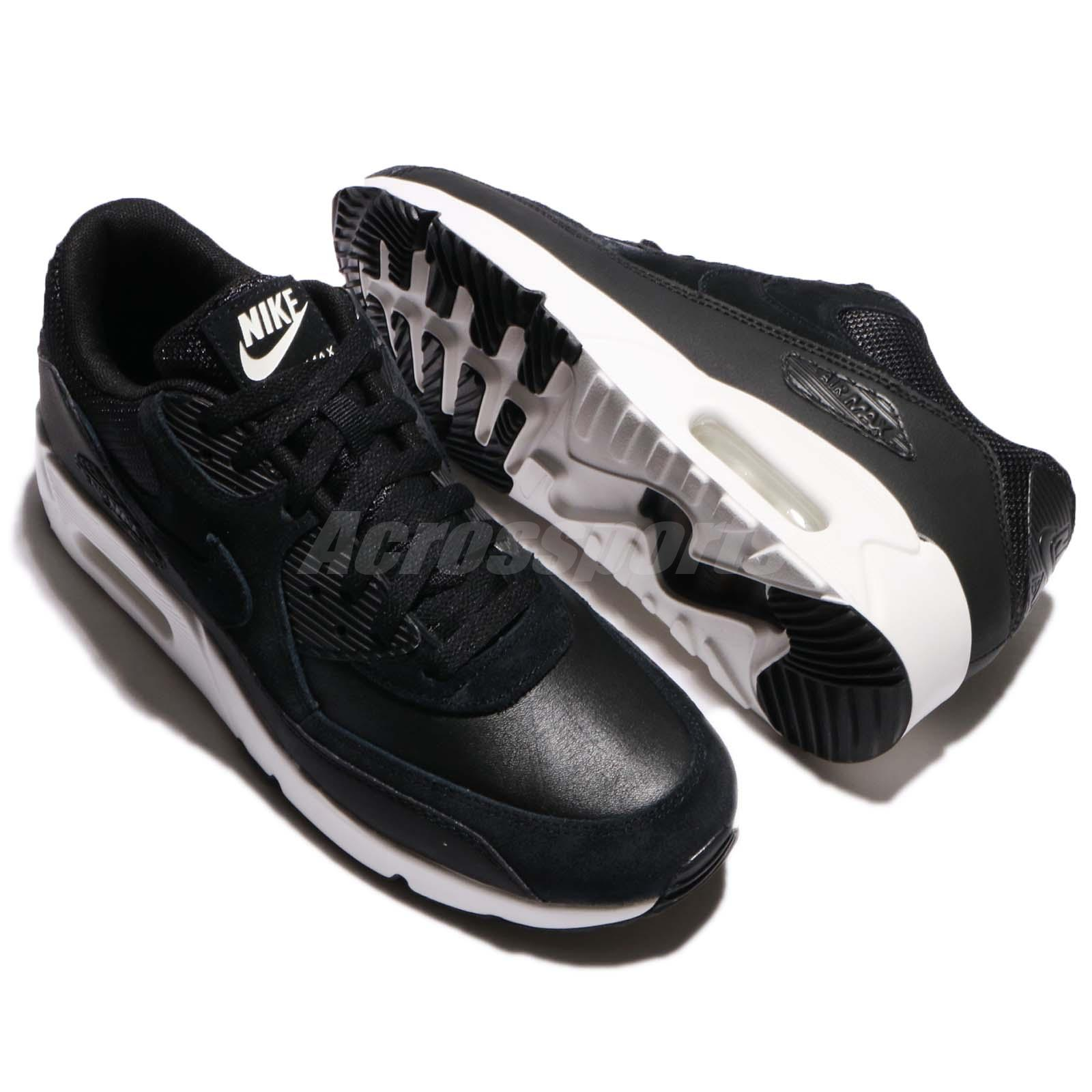 the best attitude b0dc6 57afa Fitness, Running   Yoga Clothing, Shoes   Accessories Nike Air Max 90 Ultra  2.0 LTR Leather Black Summit White Men ...