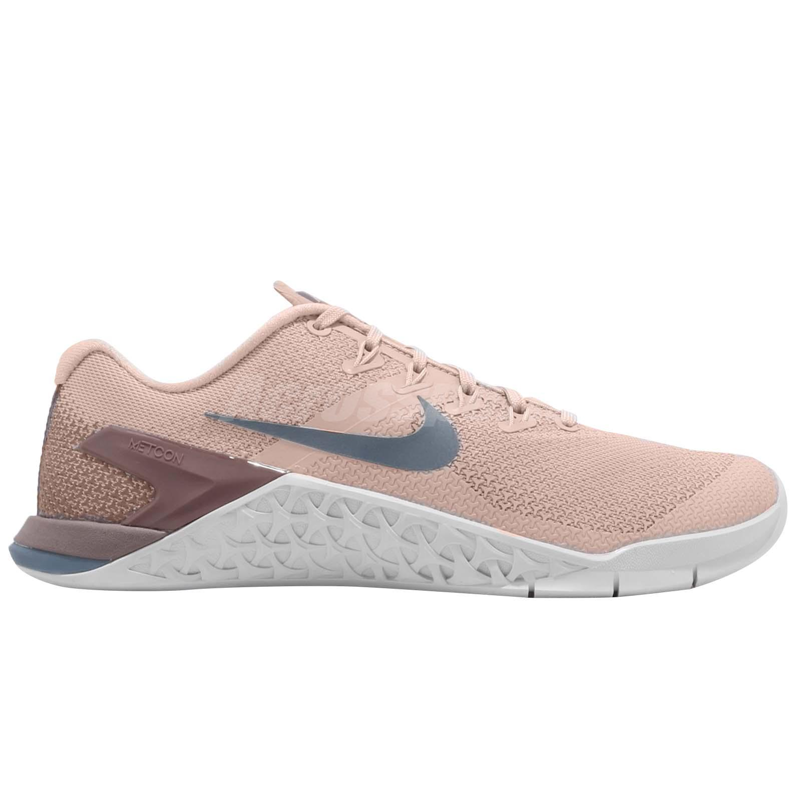 Teal Crossfit Gym Training Nike METCON 4 UK 5.5 EU 39 Particle Beige