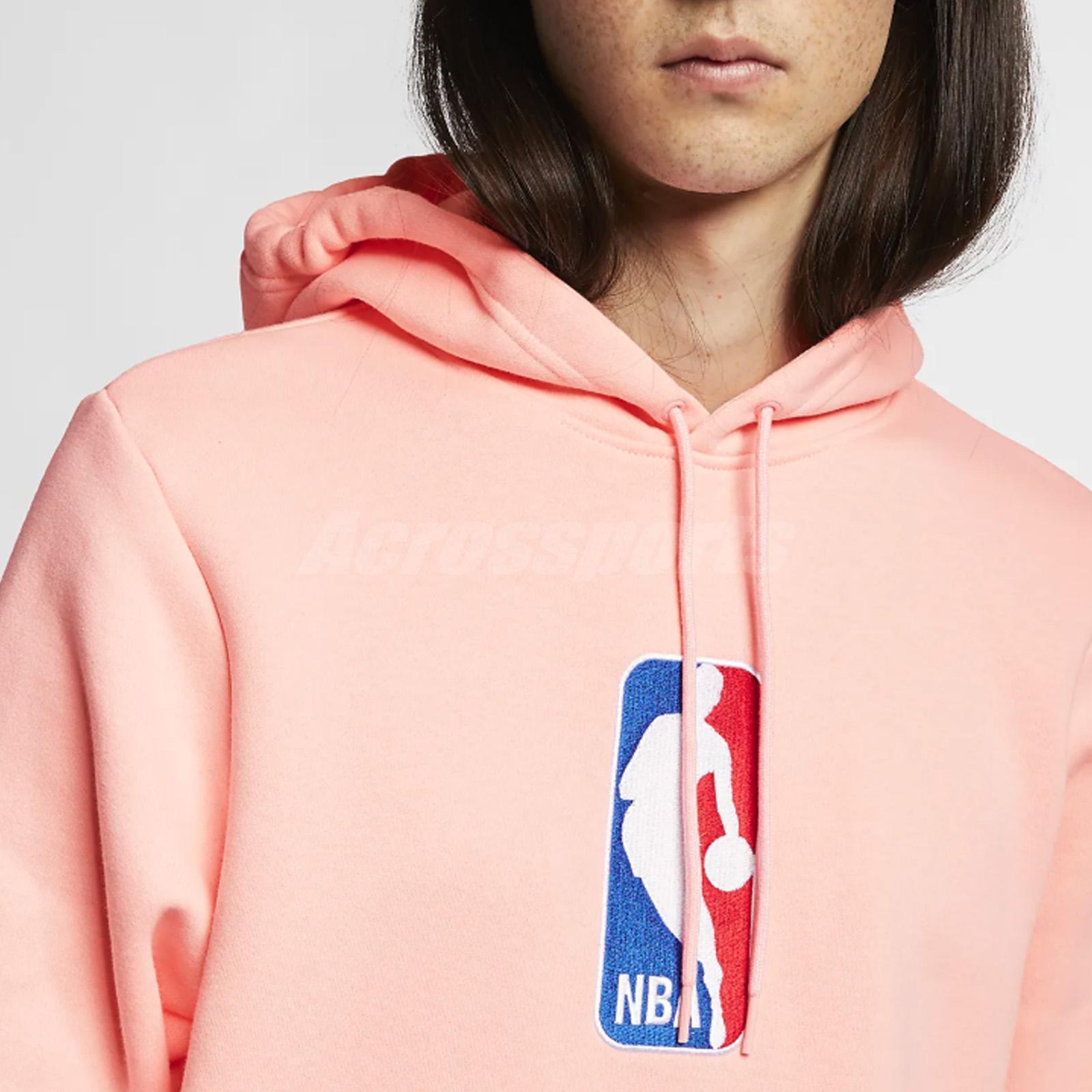 Nike SB X NBA Hoodie Icon Fleece Sports Skateboarding Basketball Gym  938413-010
