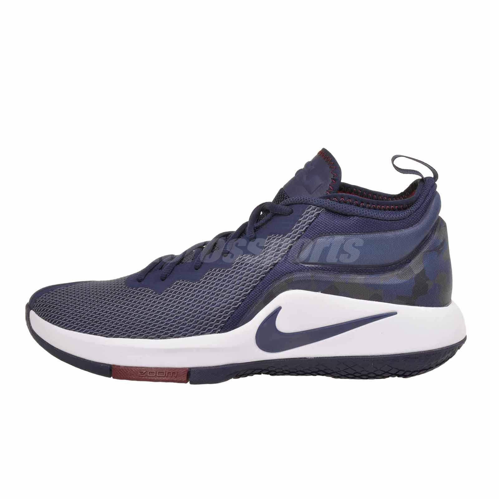6b0be2a18bda9 discount nike lebron witness ii basketball mens shoes college navy 942518  406 eb798 16683