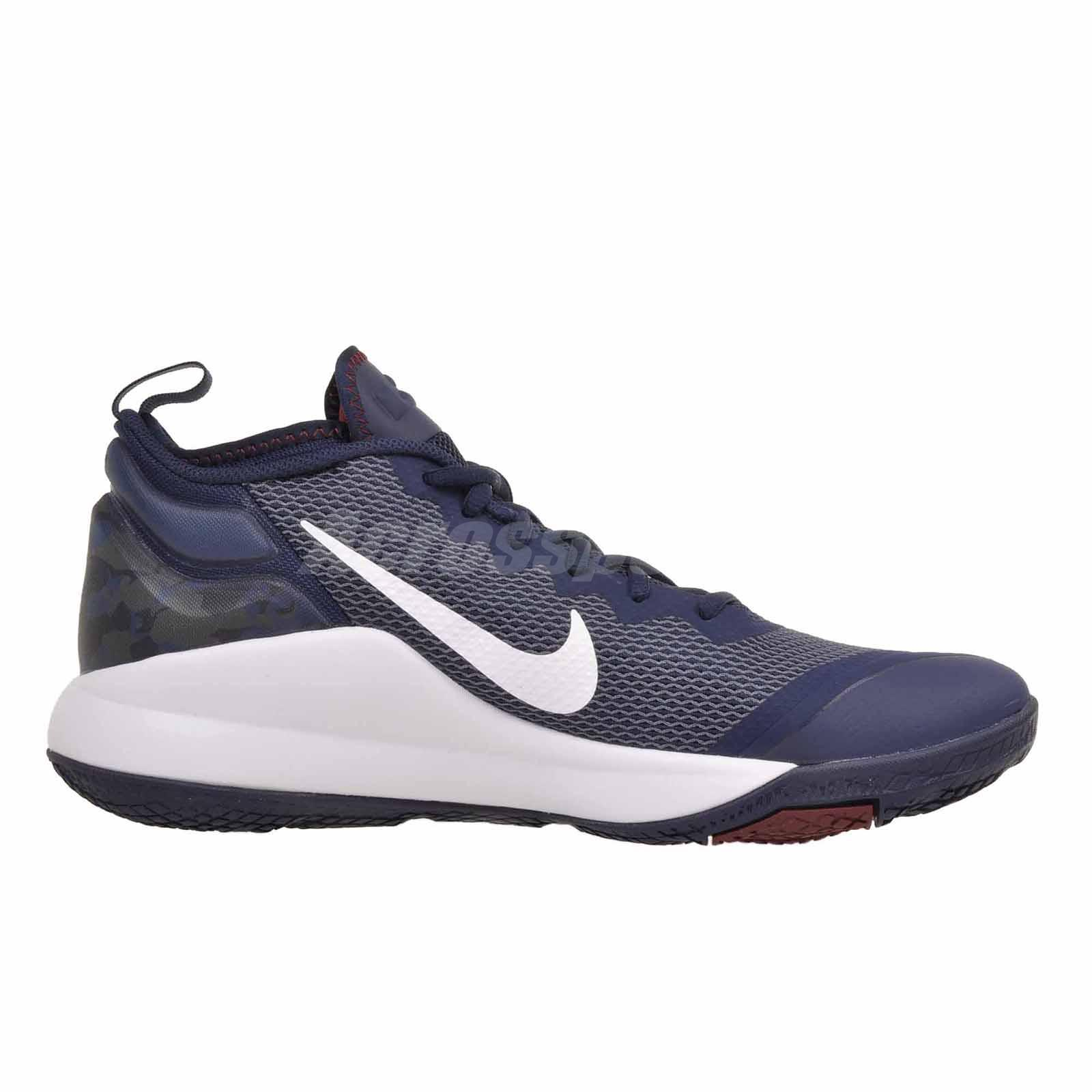 a71353036efd Nike Lebron Witness II Basketball Mens Shoes College Navy 942518-406 ...