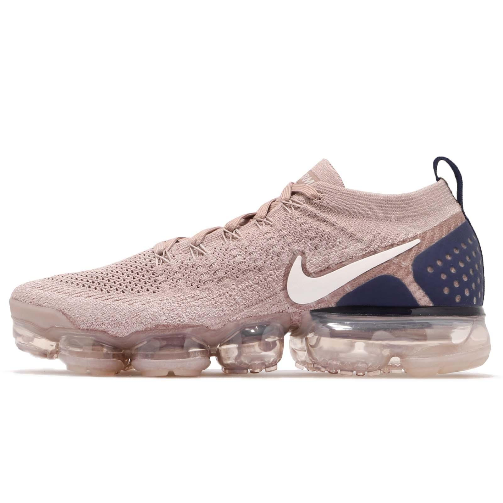 best service 85ea9 519dd Nike Air Vapormax Flyknit 2 2.0 Max Difused Taupe Mens Running Shoes 942842 -201