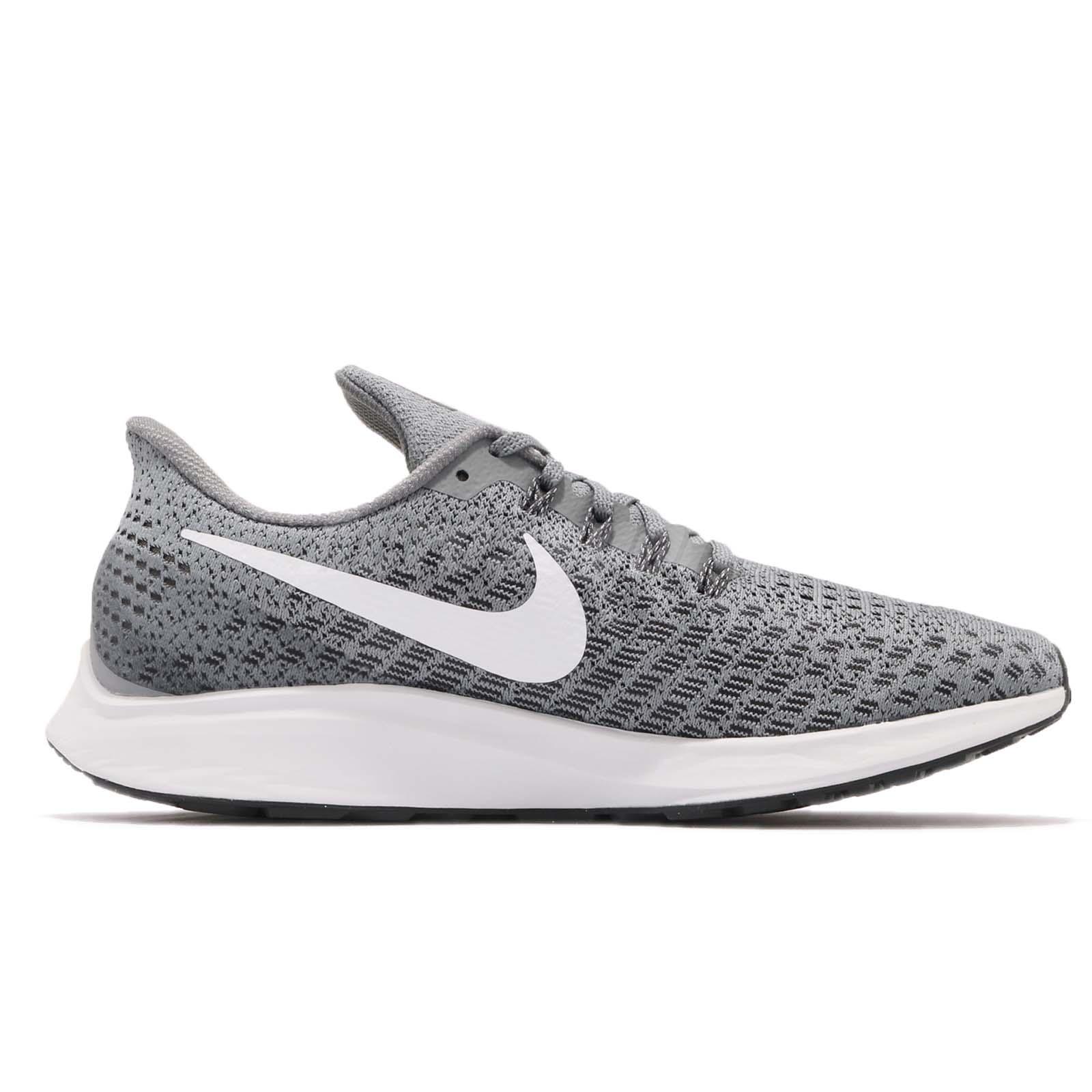 790eb3c6eef69 Nike Air Zoom Pegasus 35 Cool Grey White Men Running Shoes Sneakers ...