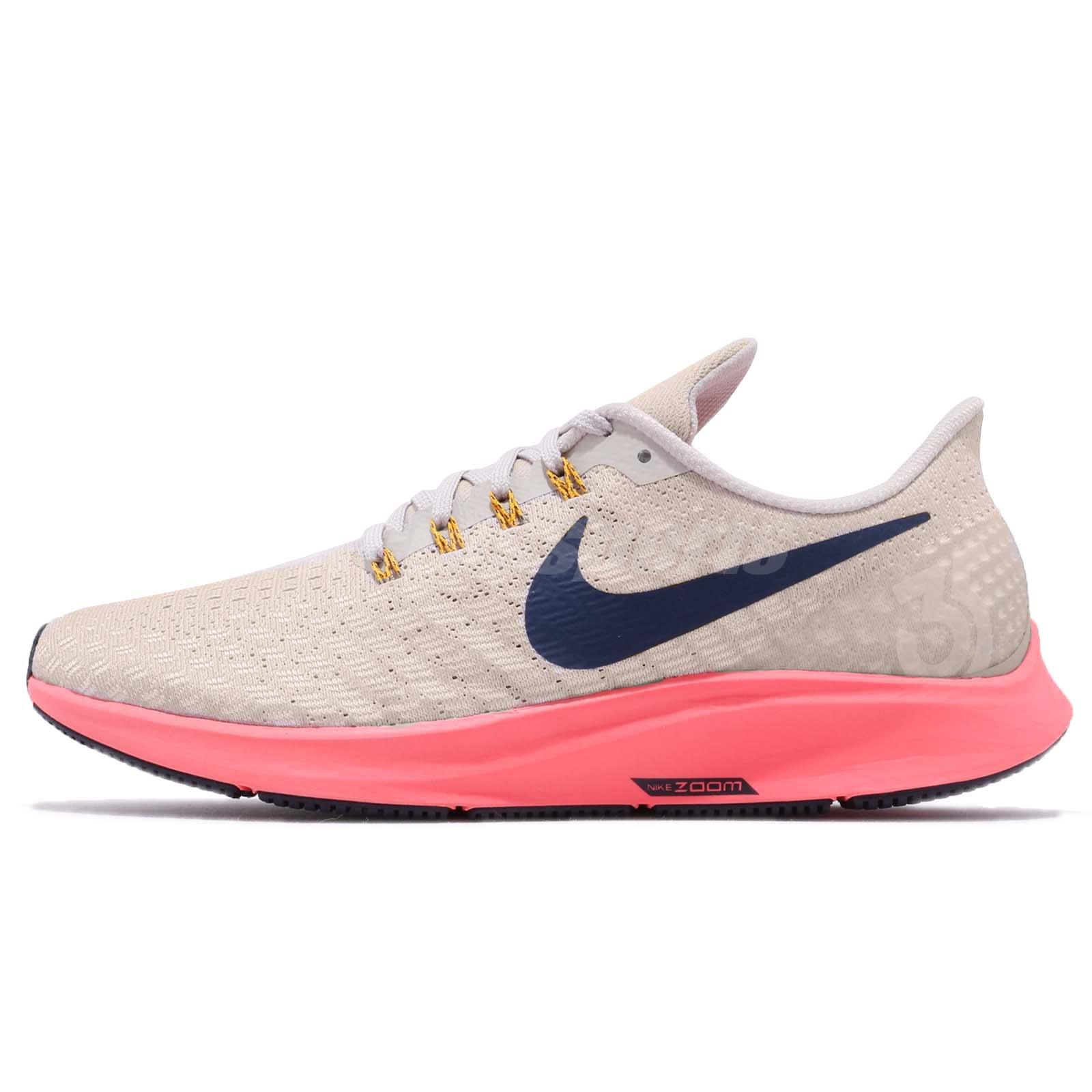 finest selection b61df 24a2b Details about Nike Air Zoom Pegasus 35 Moon Particle Blackened Blue Men  Running 942851-200