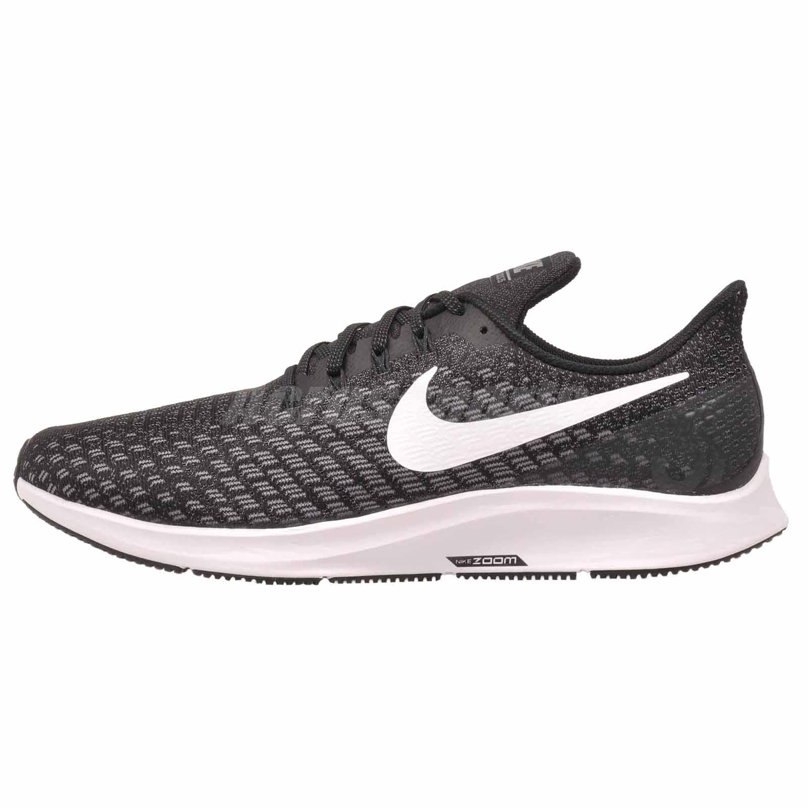 Details about Nike Air Zoom Pegasus 35 4E Running Mens Wide Running Shoes Black 942854 001