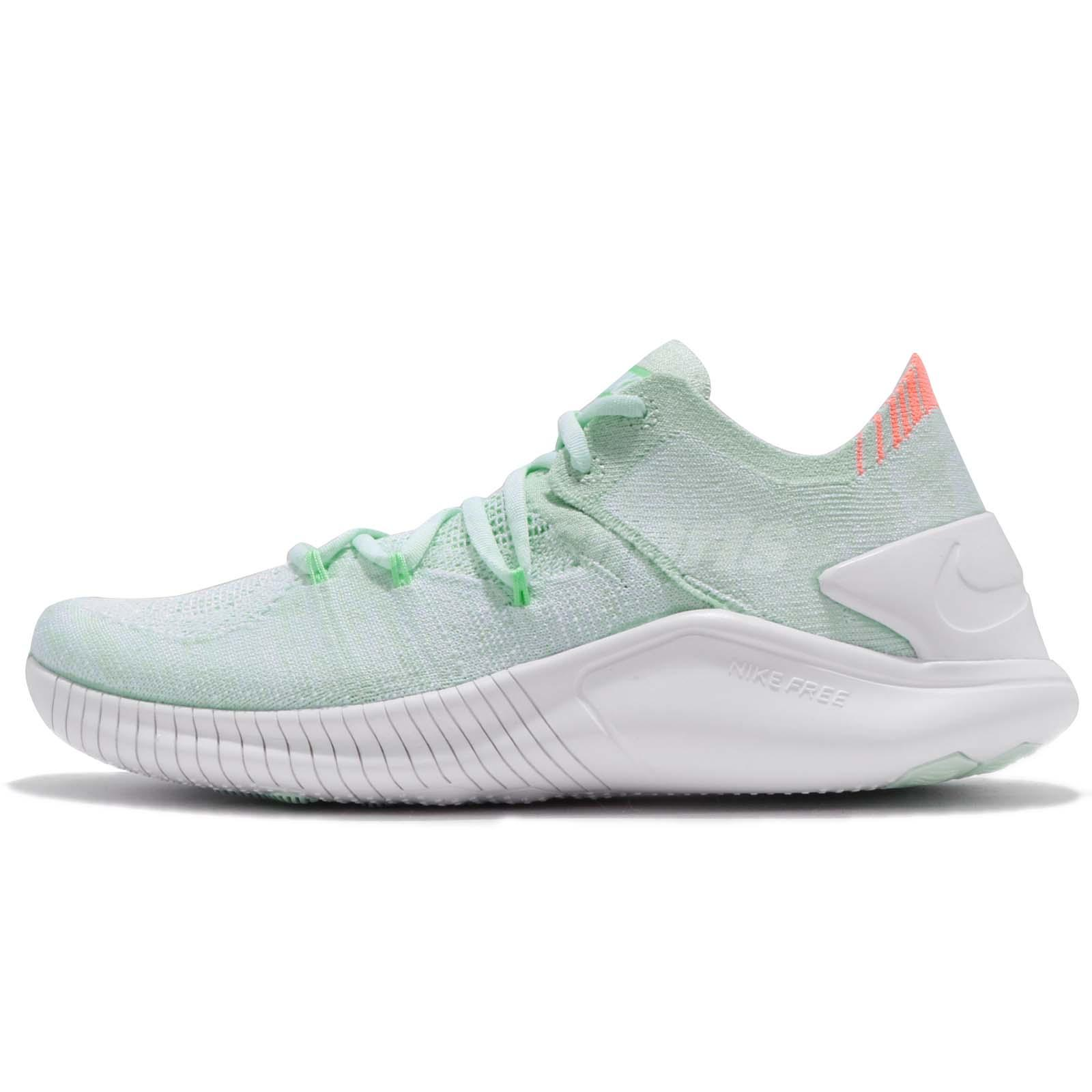 f758ded902434 Nike Wmns Free TR Flyknit 3 Igloo Green Women Cross Training Shoes 942887- 301