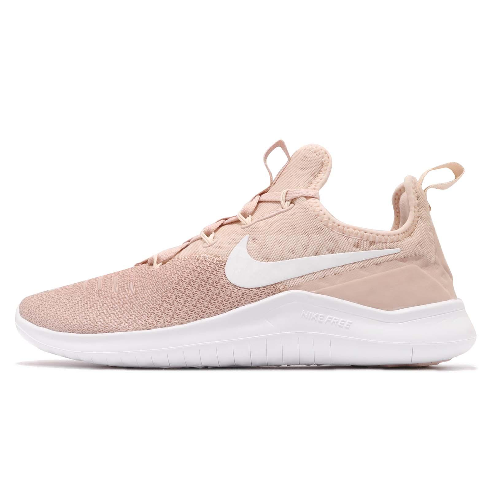 7a43f67ef473 Nike Wmns Free TR 8 VIII Particle Beige White Women Training Shoes  942888-200