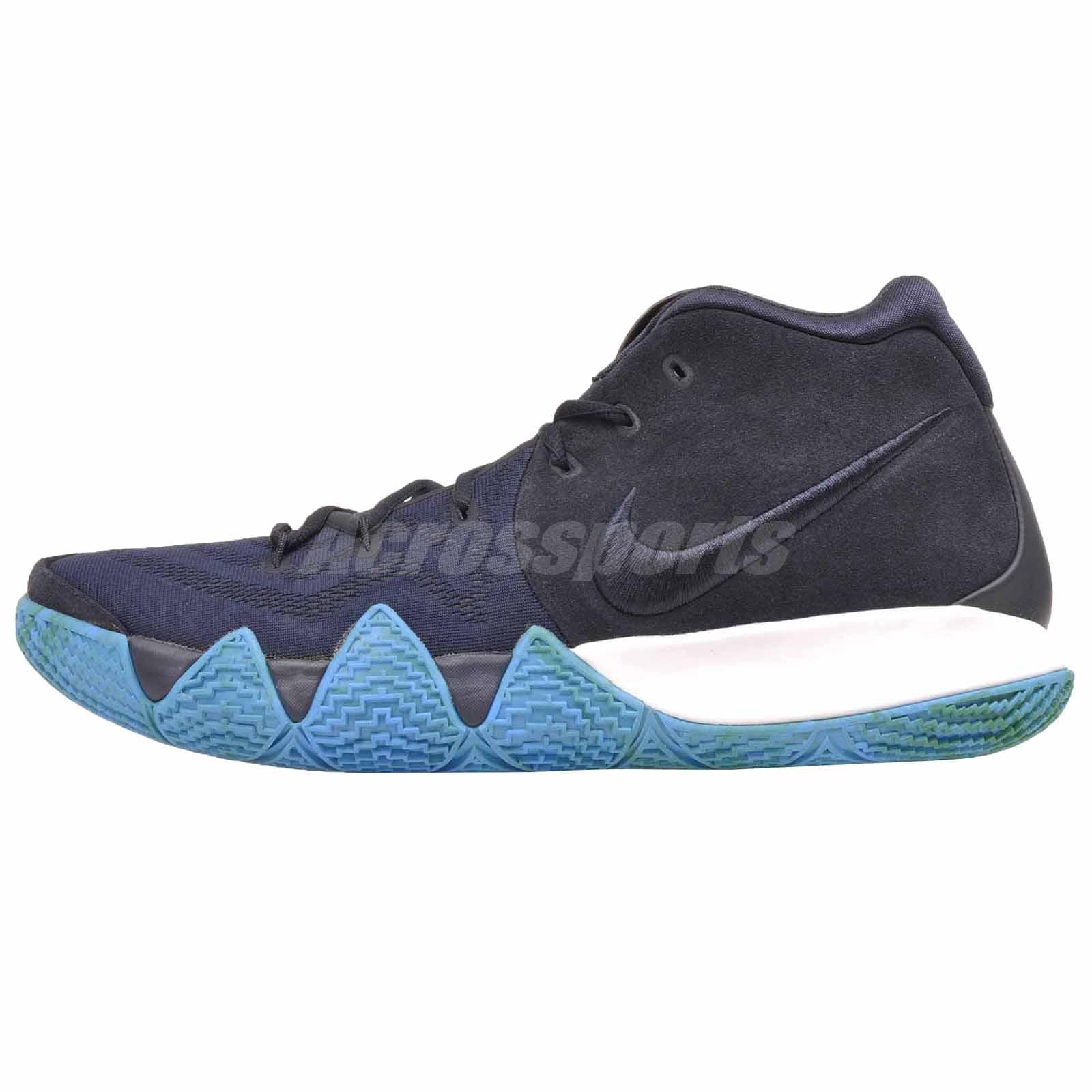 b86992ef8e0 good 2018 nike kyrie 4 34206 29d47  wholesale nike kyrie 4 basketball mens  shoes dark obsidian blue 943806 401 6e2df 48af3