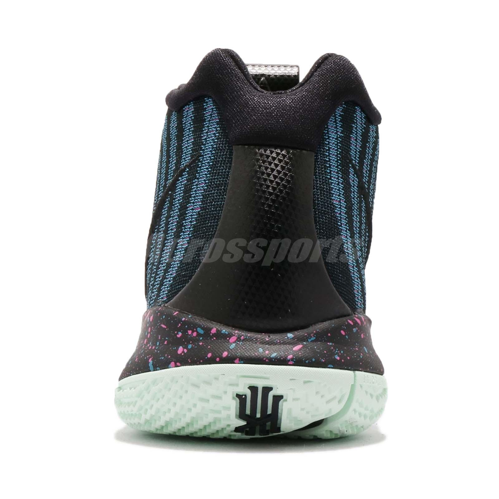 a99ea14b9c6b Nike Kyrie 4 EP 80s Black Laser Fuchsia Irving Men.. in Pakaian ...