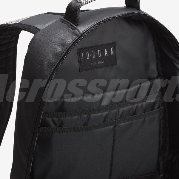 cc74efb08794 Nike Air Jordan Retro 3 Pack Black Cement Red Elephat Print Backpack ...