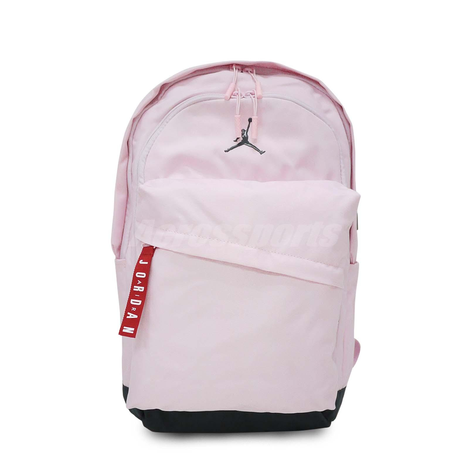 cb23e209cec2 Nike Jordan Air Patrol Pack 27L Backpack Bookbag Pink Red Jumpman ...