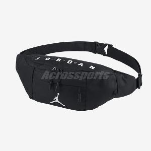 4b0297afdbc8e6 Nike Jordan Taping Crossbody Fanny Pack Waist Bum Belt Bag Black ...