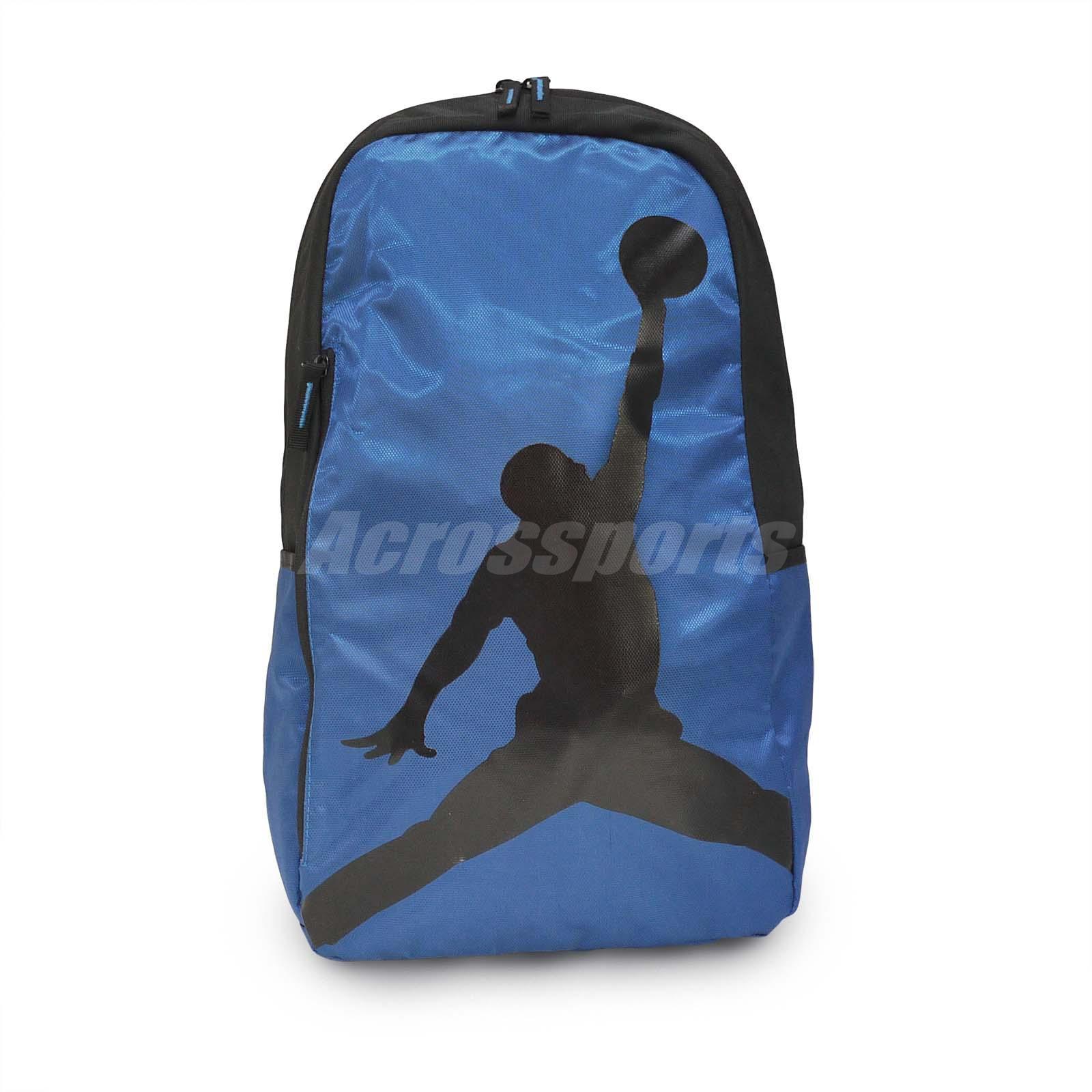 Nike Air Jordan Crossover Pack 24L Blue Black