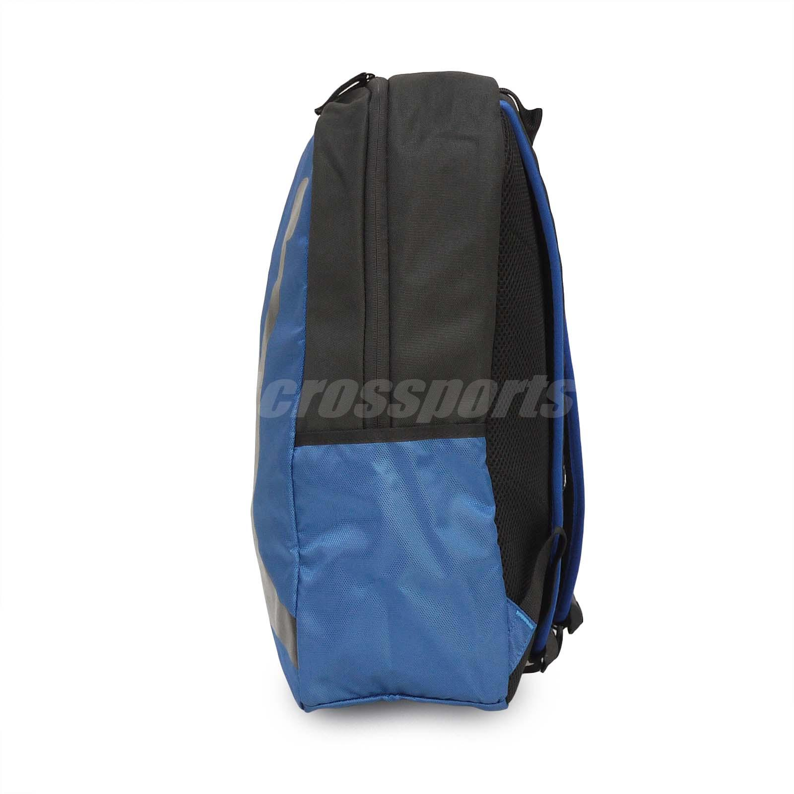 dbd7a27e7bcd Nike Air Jordan Crossover Pack 24L Blue Black Training Backpack Bag ...