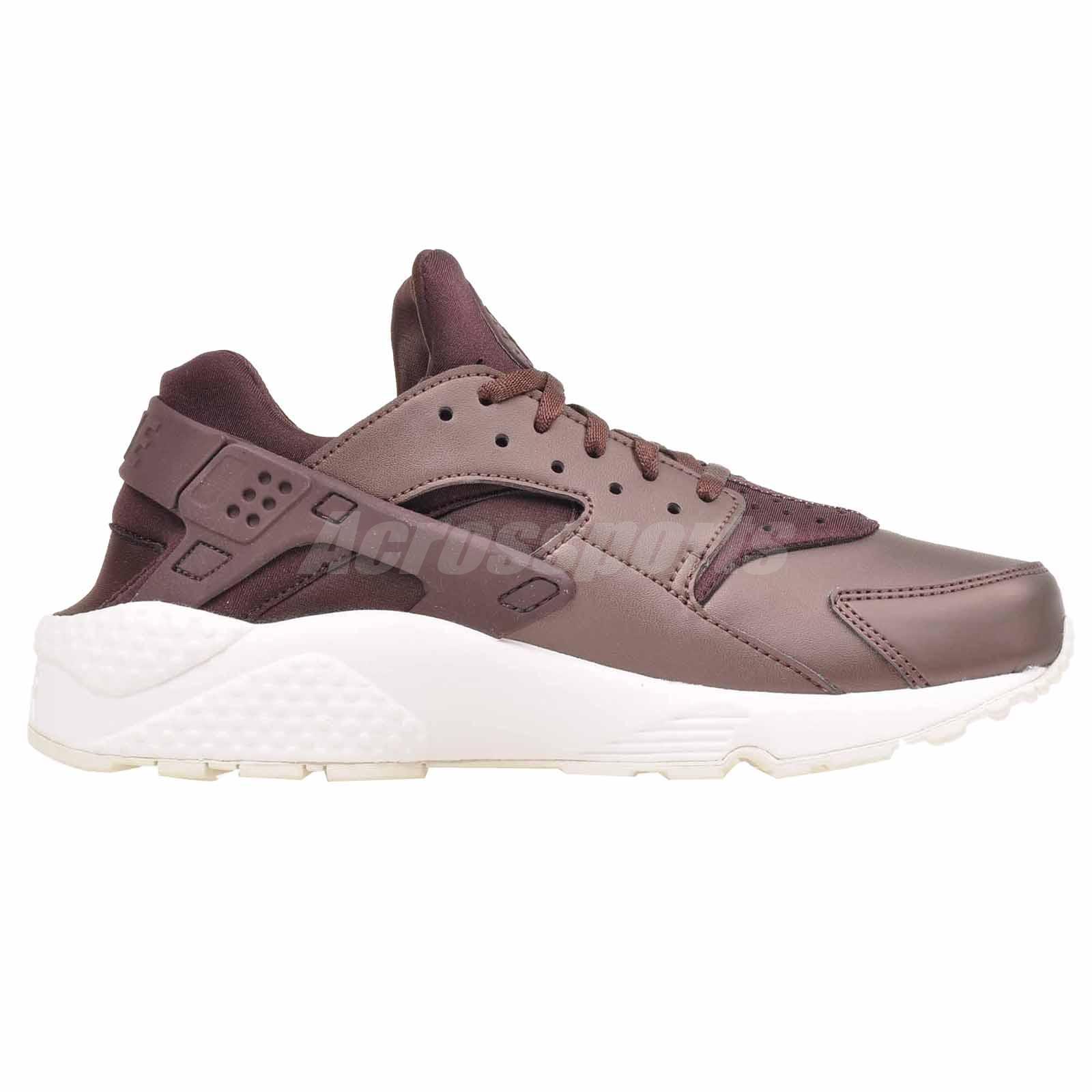 e014c30957209 Nike Wmns Air Huarache Run PRM TXT Running Womens Shoes Mahogany ...