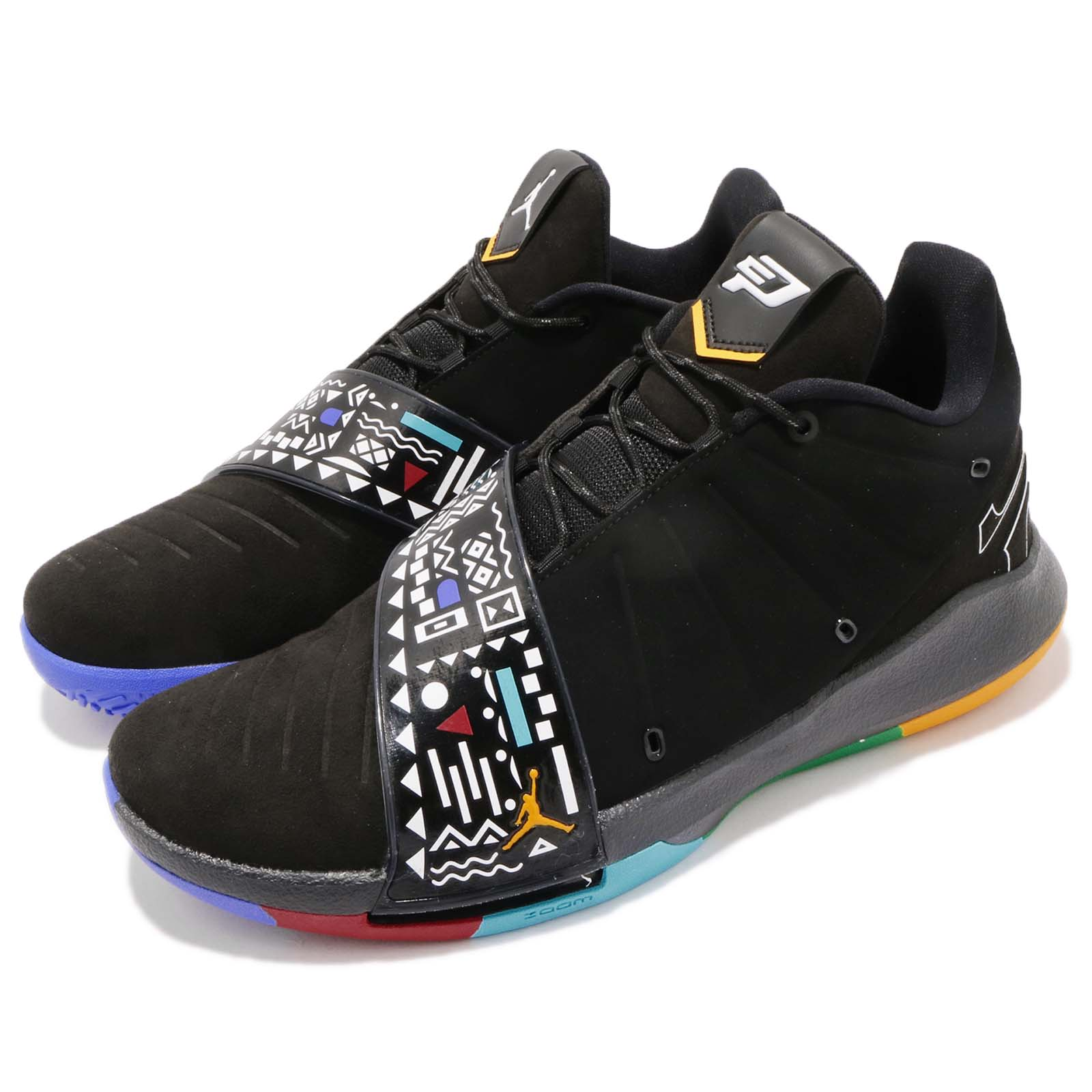 Nike Jordan CP3.XI Chris Paul 11 Martin TV Black Men ...