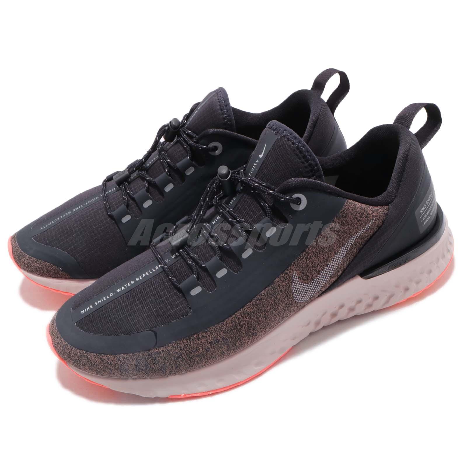 25a3568d8430b Detalles acerca de Nike Wmns odisea reaccionar Escudo Aceite Gris Plata  Mujeres Tenis para Correr AA1635-002- mostrar título original