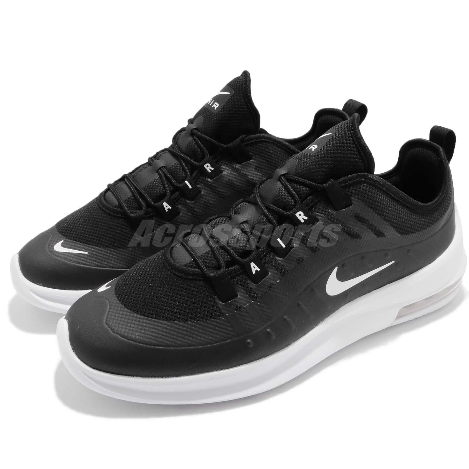 d840541c34 Details about Nike Air Max Axis Black White Men Running Casual Shoes  Sneakers AA2146-003
