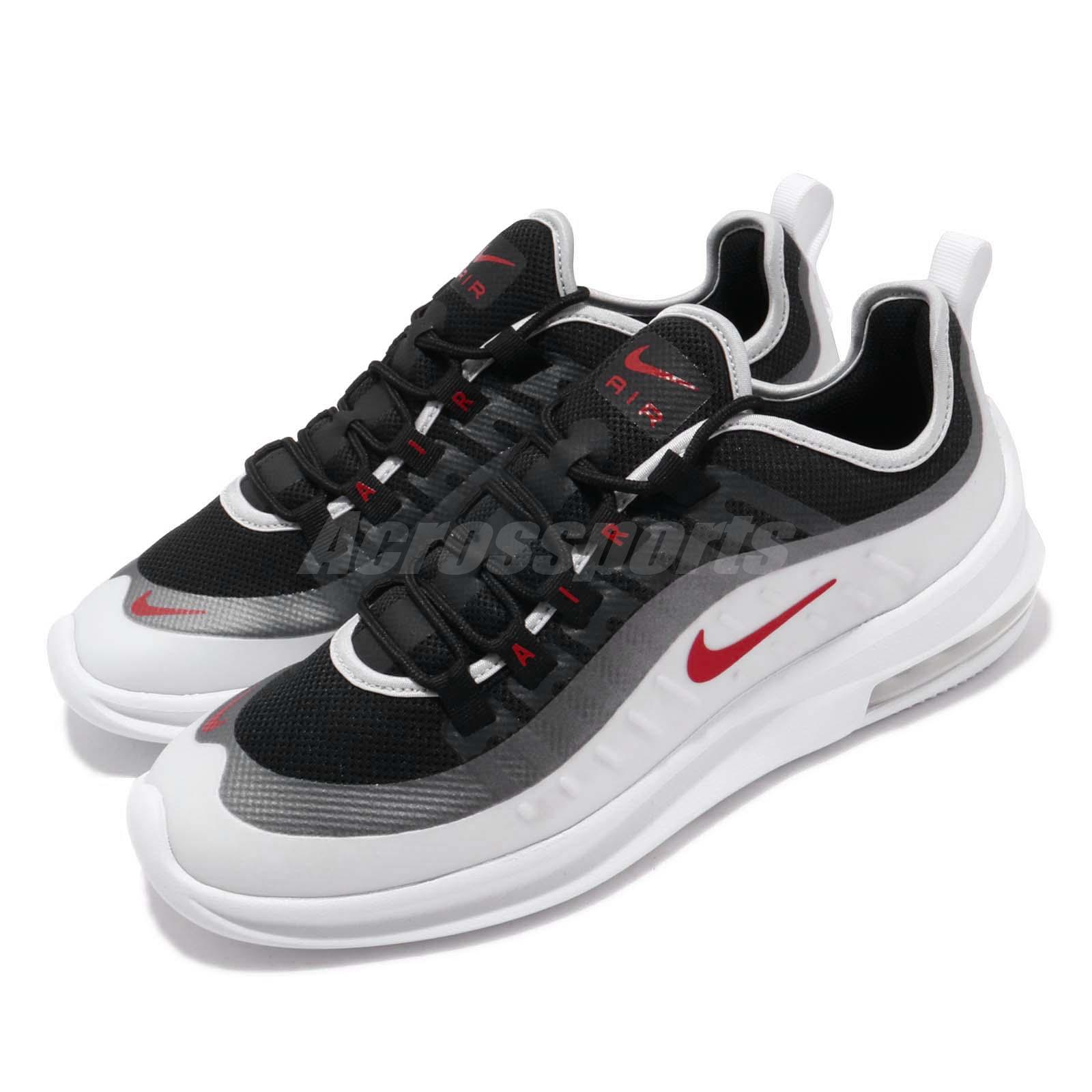 various colors dcd99 15838 Details about Nike Air Max Axis Black White Red Men Running Casual Shoes  Sneakers AA2146-009