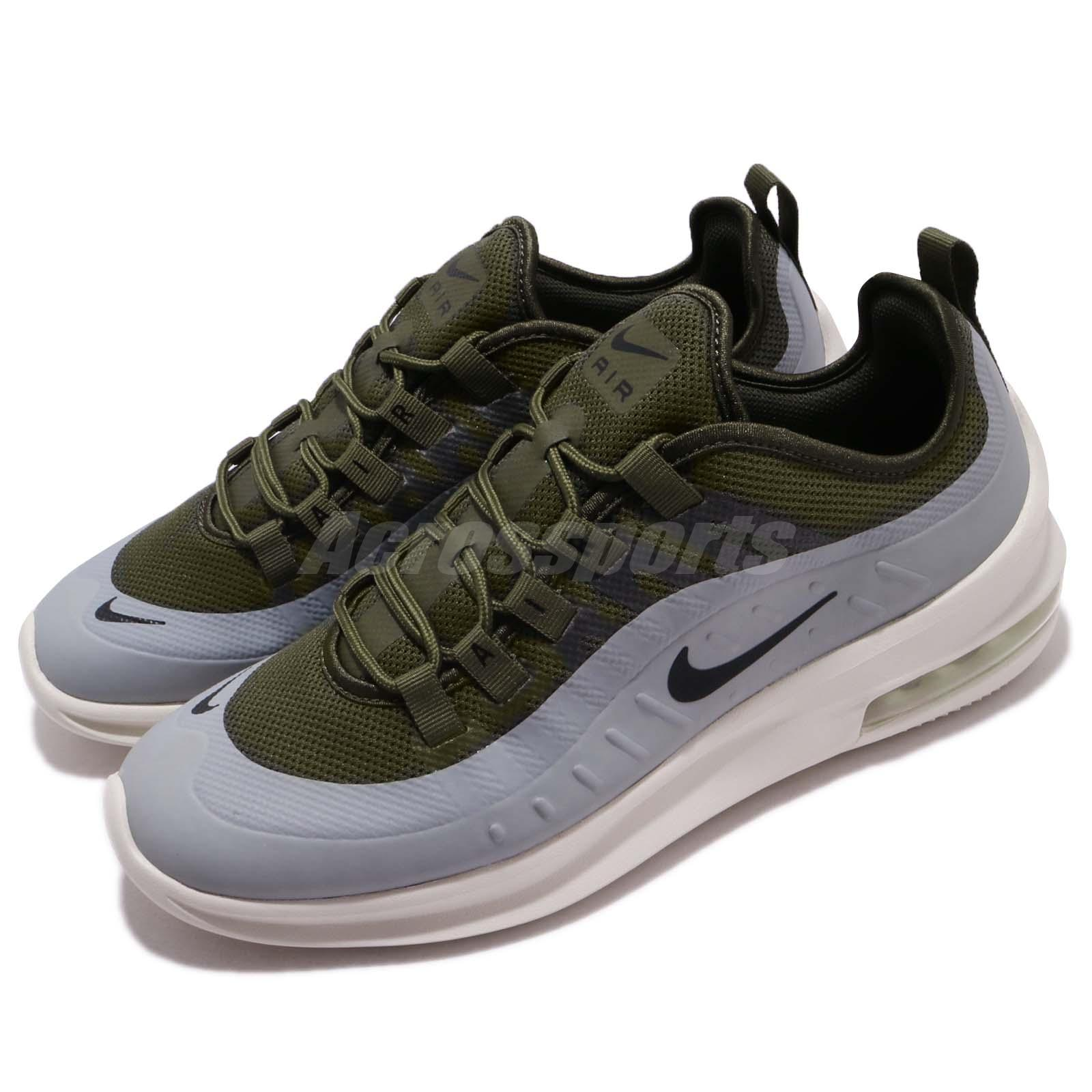 12246a14e3 Details about Nike Air Max Axis Cargo Khaki Medium Olive Men Running Shoes  Sneakers AA2146-300