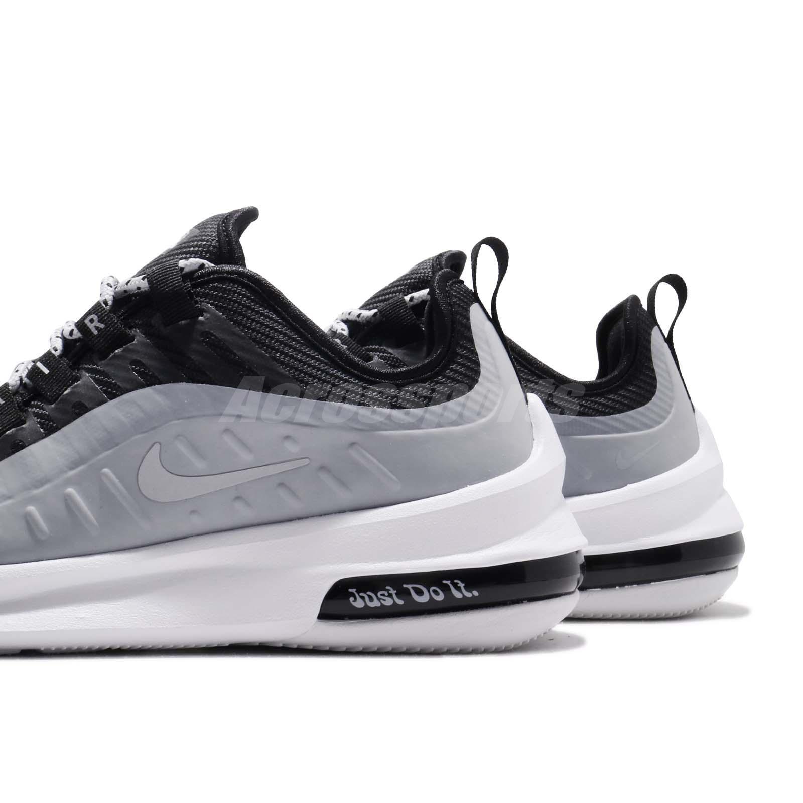 090703e479a64 Nike Wmns Air Max Axis SE Black Grey White Women Running Shoe ...