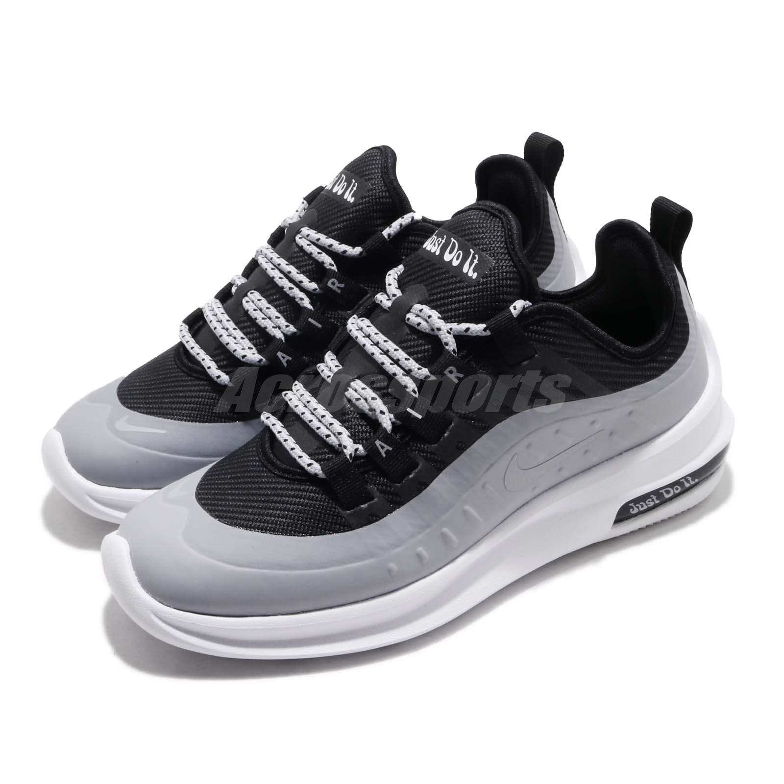 Details about Nike Wmns Air Max Axis SE Black Grey White Women Running Shoe  Sneaker AA2167-001 1df84605e