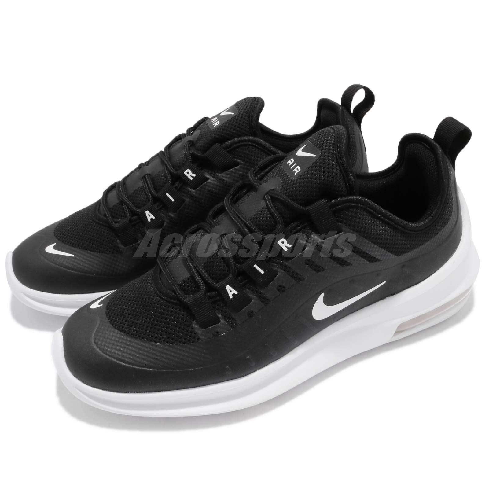 f32fdd42c6ee7 Details about Nike Wmns Air Max Axis Black White Women Running Shoes  Sneakers AA2168-002