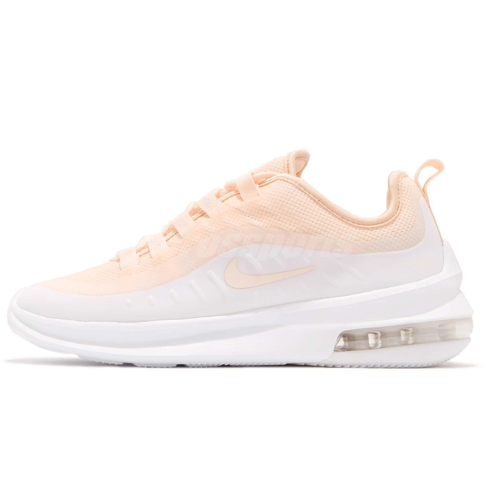c3a86c25c76 Nike Wmns Air Max Axis Guava Ice White Women Running Shoes Sneakers AA2168- 800