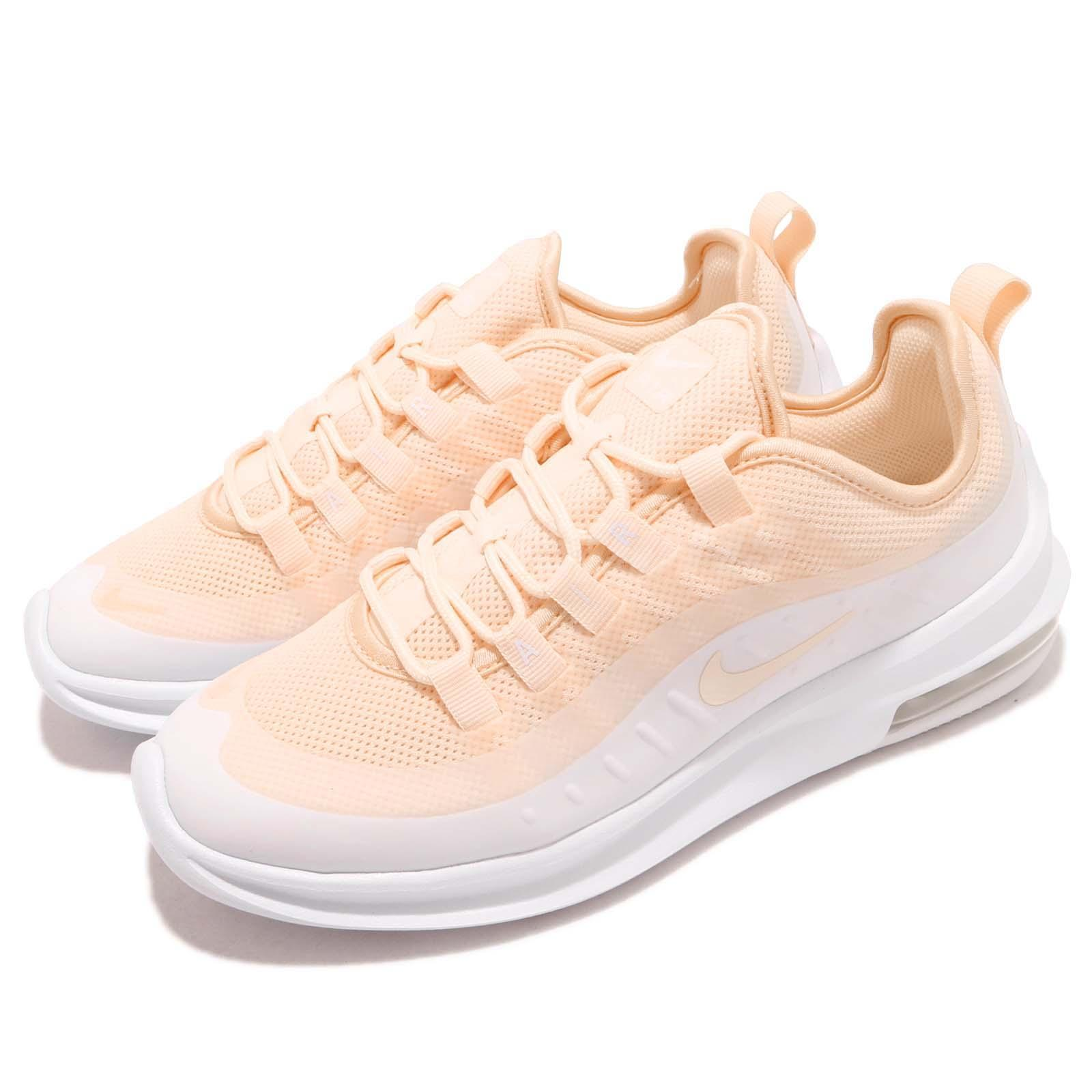 6625709c1eada3 Details about Nike Wmns Air Max Axis Guava Ice White Women Running Shoes  Sneakers AA2168-800