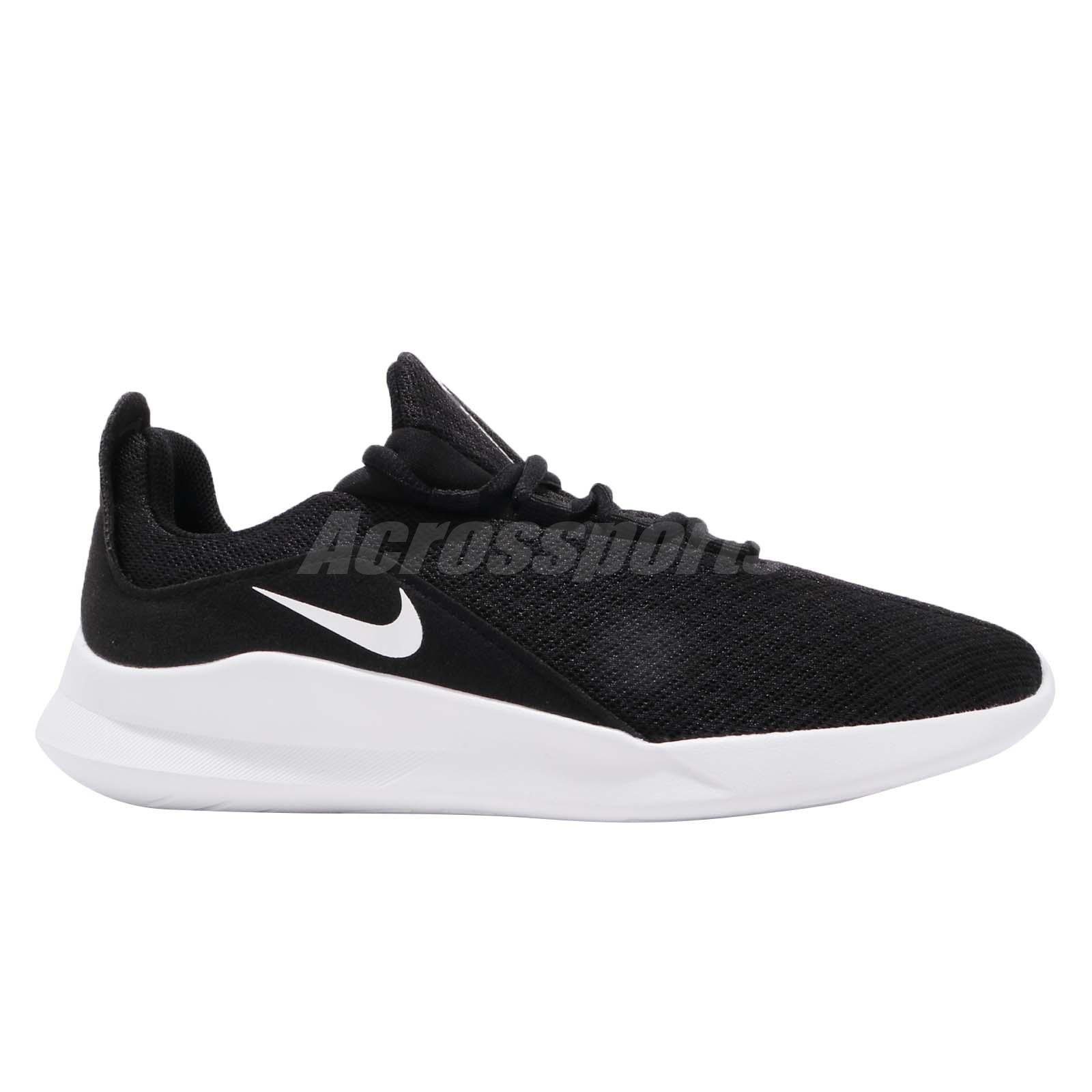 dc9383fe4753 Nike Wmns Viale NSW Black White Women Sportswear Running Shoe ...