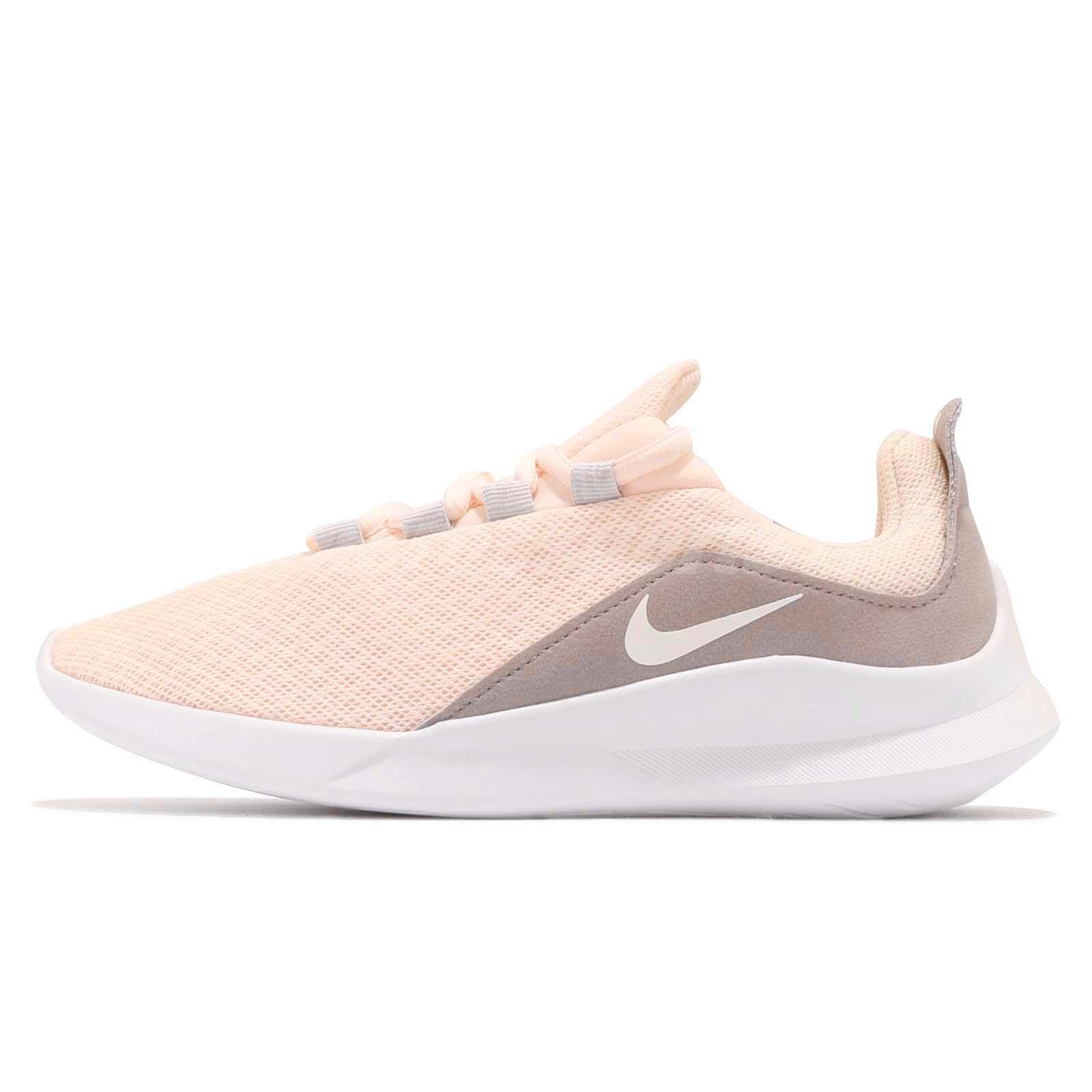 separation shoes 6e128 bfa09 Nike Wmns Viale NSW Guava Ice White Grey Women Casual Shoes Sneakers AA2185- 800