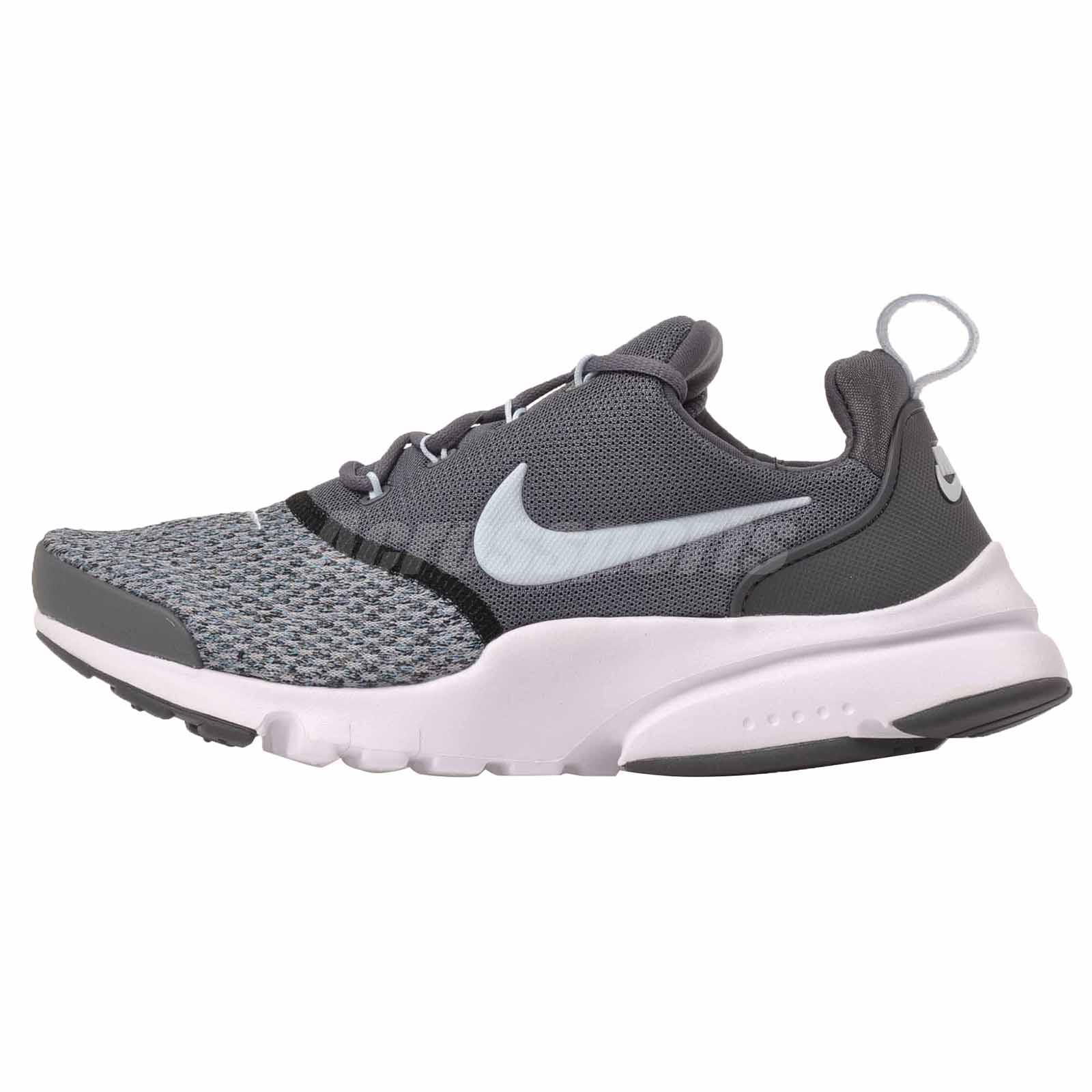 1cc4d04f8 Details about Nike Presto Fly SE (GS) Kids Youth Womens Running Shoes Grey  AA3061-001