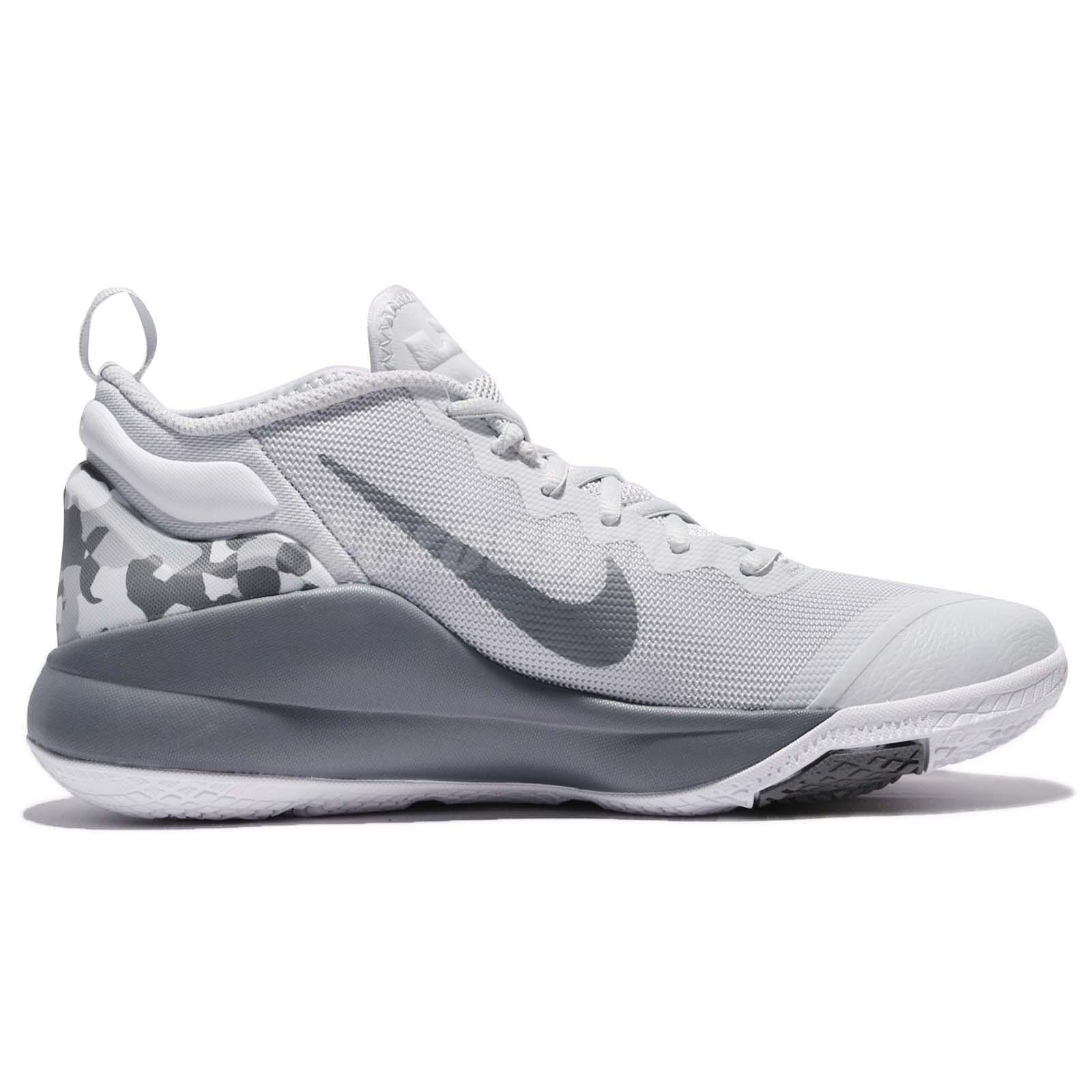 Nike Lebron James Wintness 2 Colorful Grey Shoes