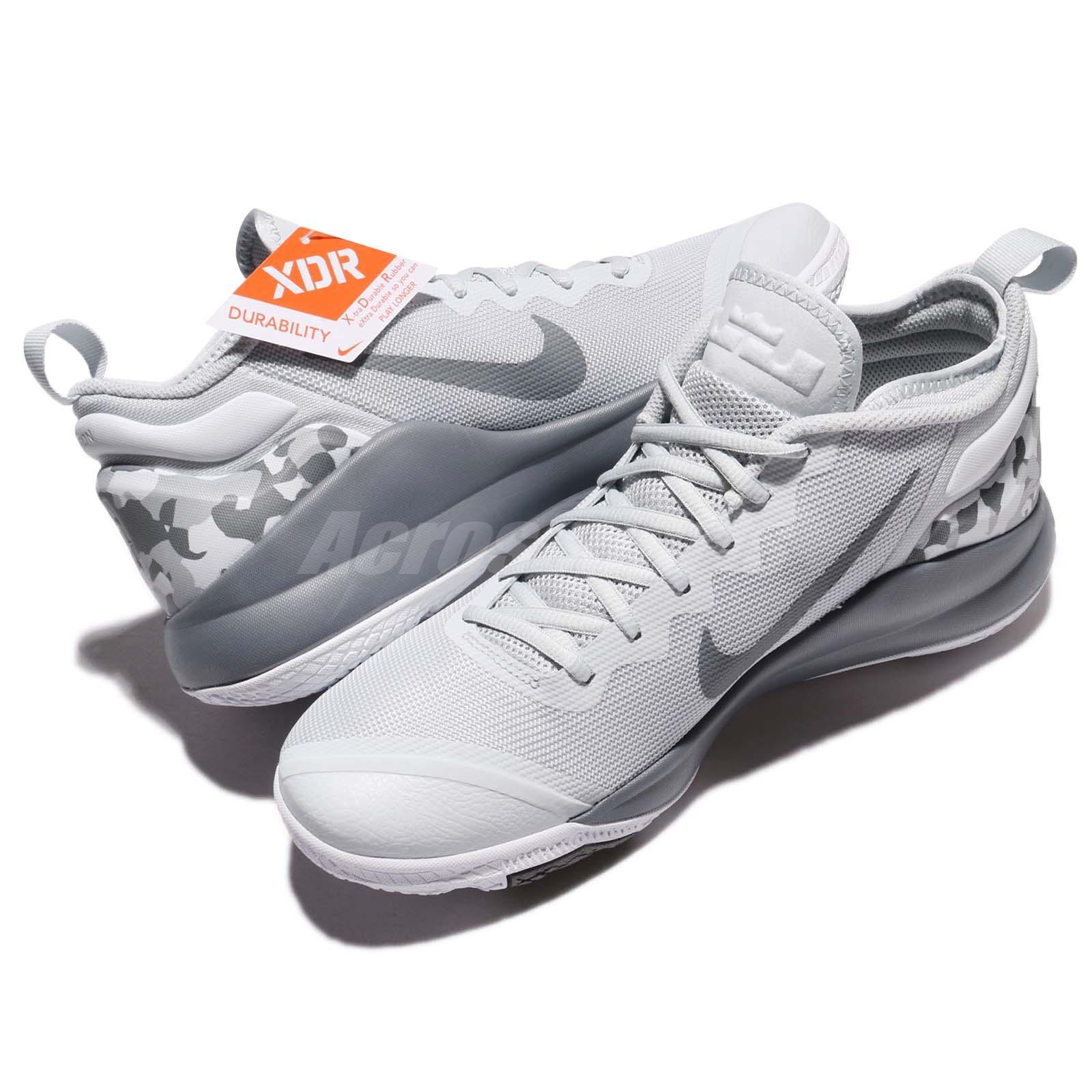 044ea2a8fd3 ... where can i buy nike lebron witness ii ep 2 james grey white camo men  basketball
