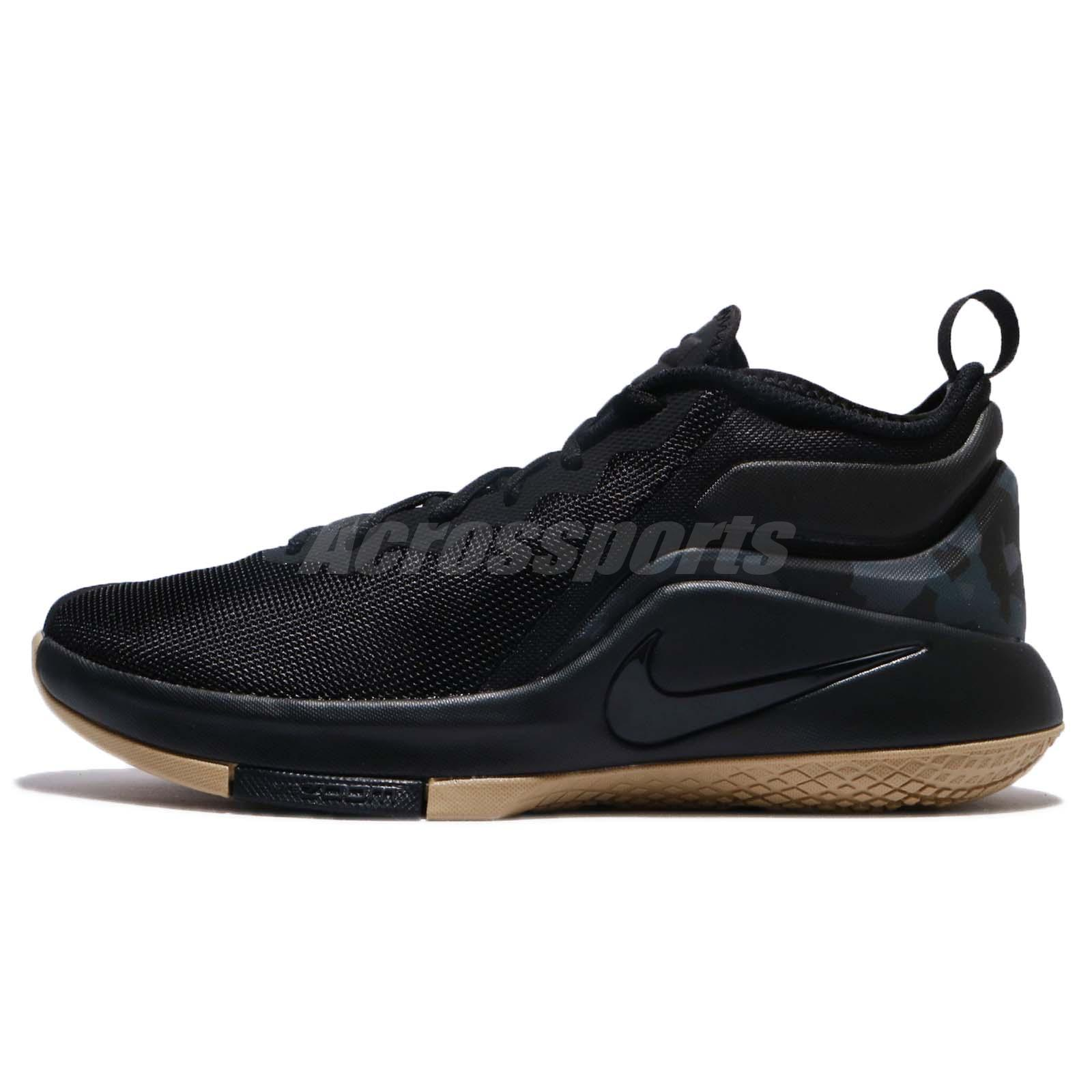89f871a0a99 Nike Lebron Witness II EP 2 James Black Men Basketball Shoes Sneakers  AA3820-020