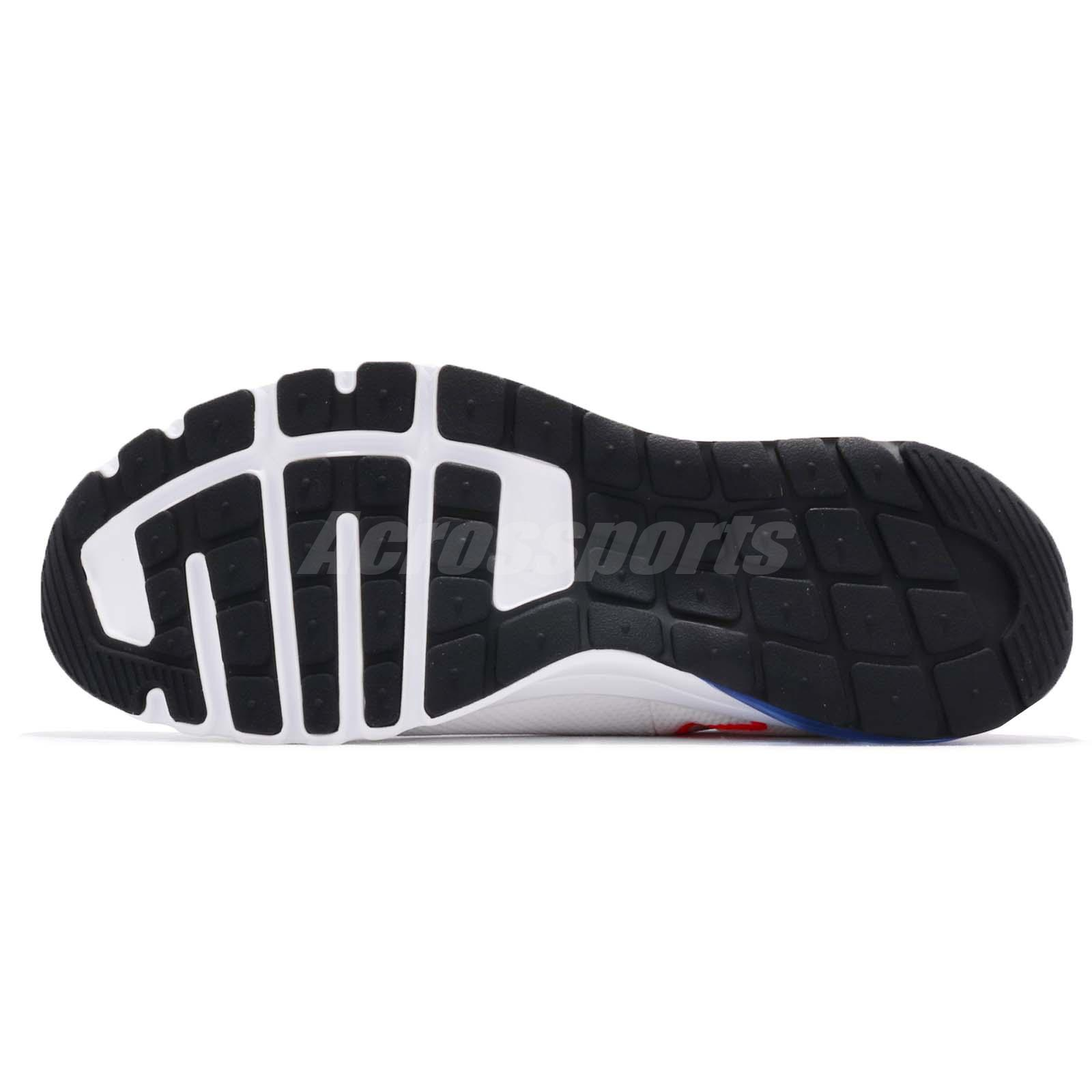 new arrivals 4e0aa 15fd7 Nike Air Max Flair 50 Ultramarine White Solar Red Blue Men Shoes ...