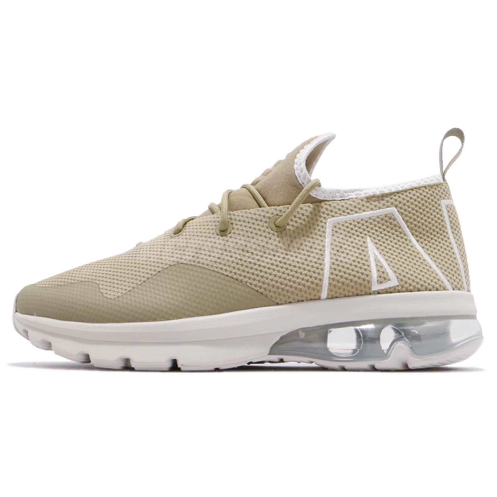 7278cecb11 Nike Air Max Flair 50 Neutral Olive Light Bone Men Running Shoes AA3824-200