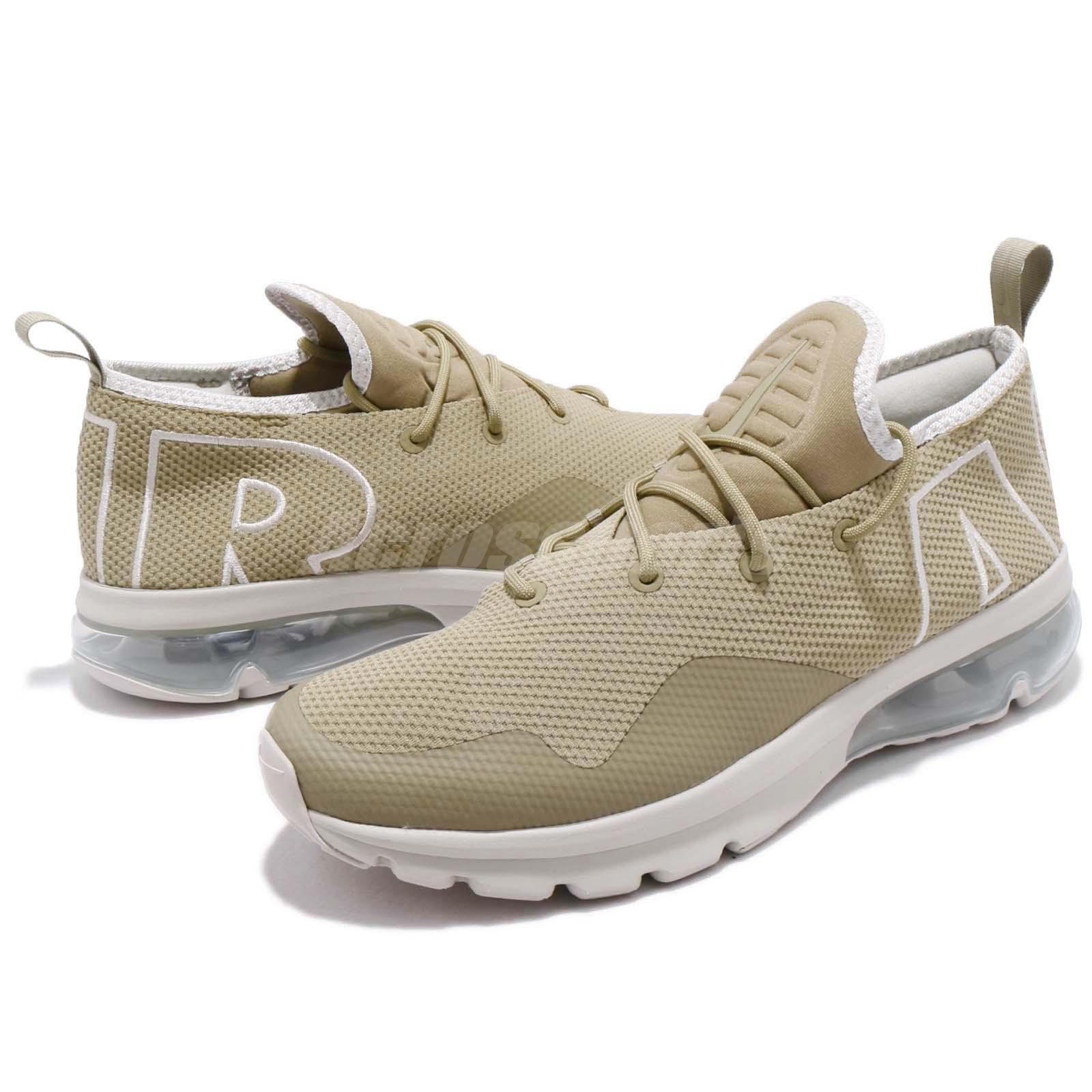a09754fa04 Nike Air Max Flair 50 Neutral Olive Light Bone Men Running Shoes ...