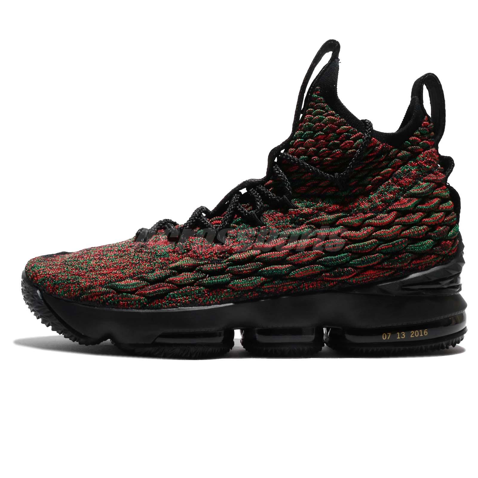 9775a55759e 40973 24c4b  where to buy nike lebron xv lmtd ep james 15 bhm black mens  basketball shoes aa3857