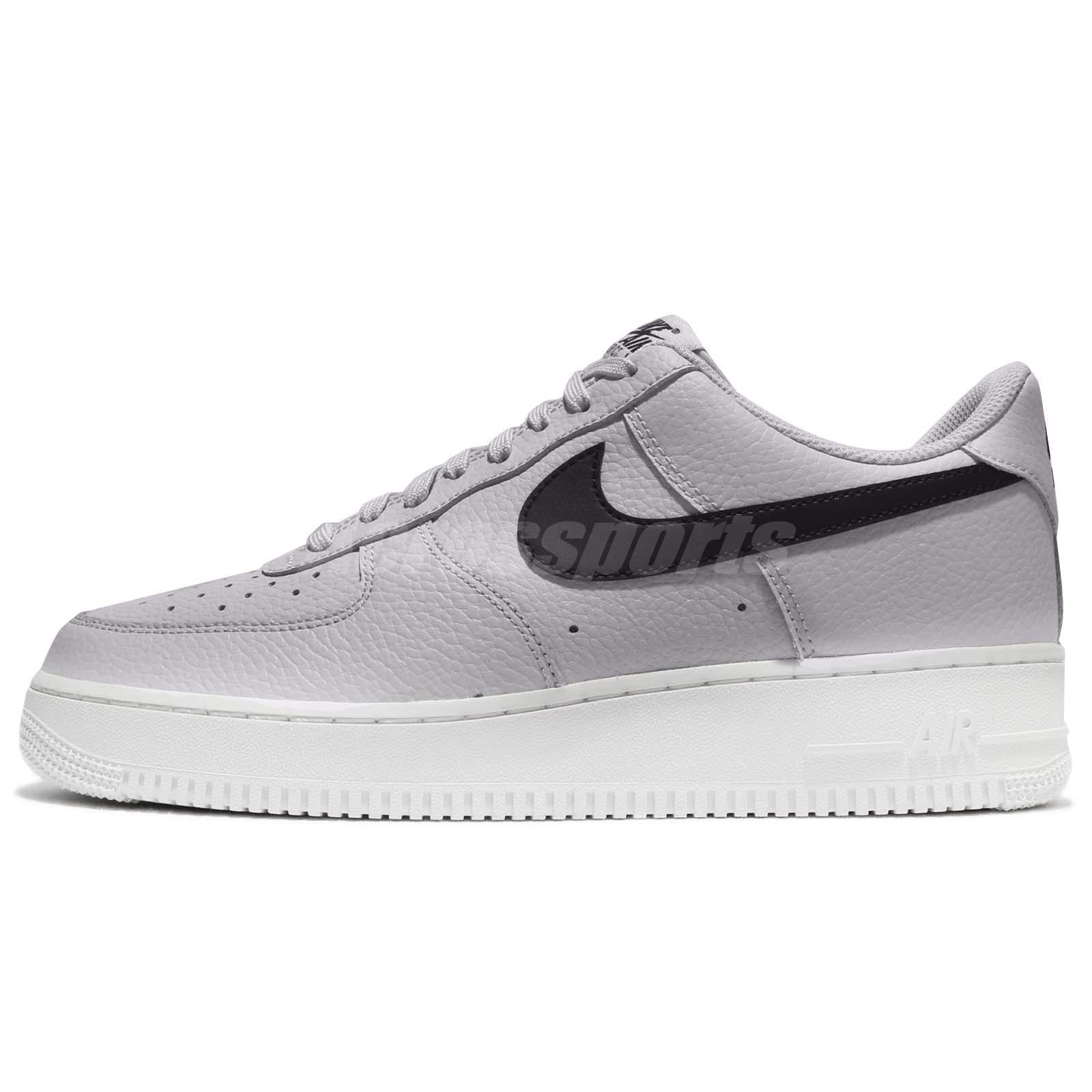 AIR FORCE - Sneaker low - vast grey/black/summit white Wählen Sie Eine Beste Günstig Online Unisex Steckdose Modische Günstig Kaufen Bilder VwqqzZ4Ni